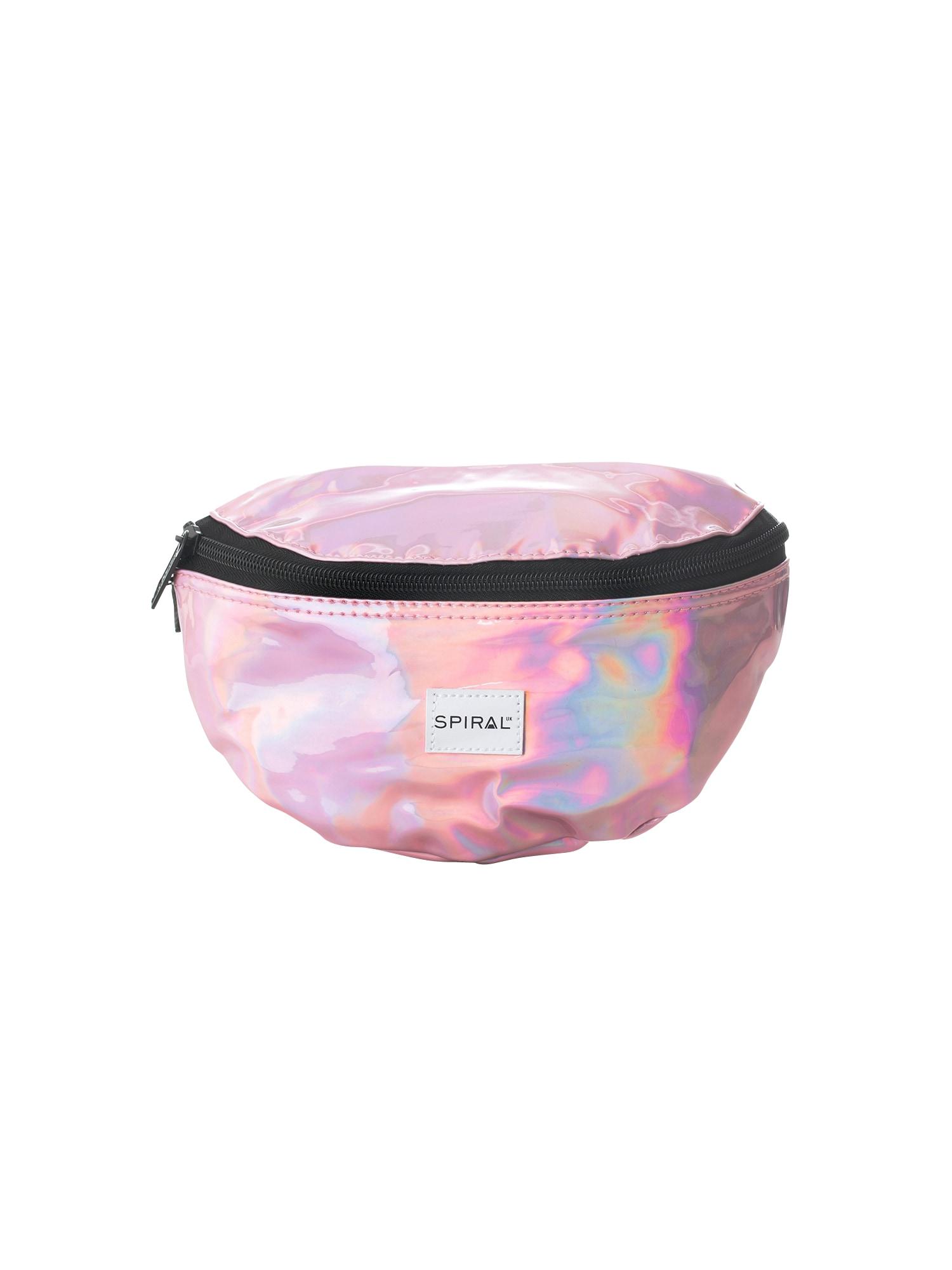 Ledvinka BUM BAG 1 pink SPIRAL