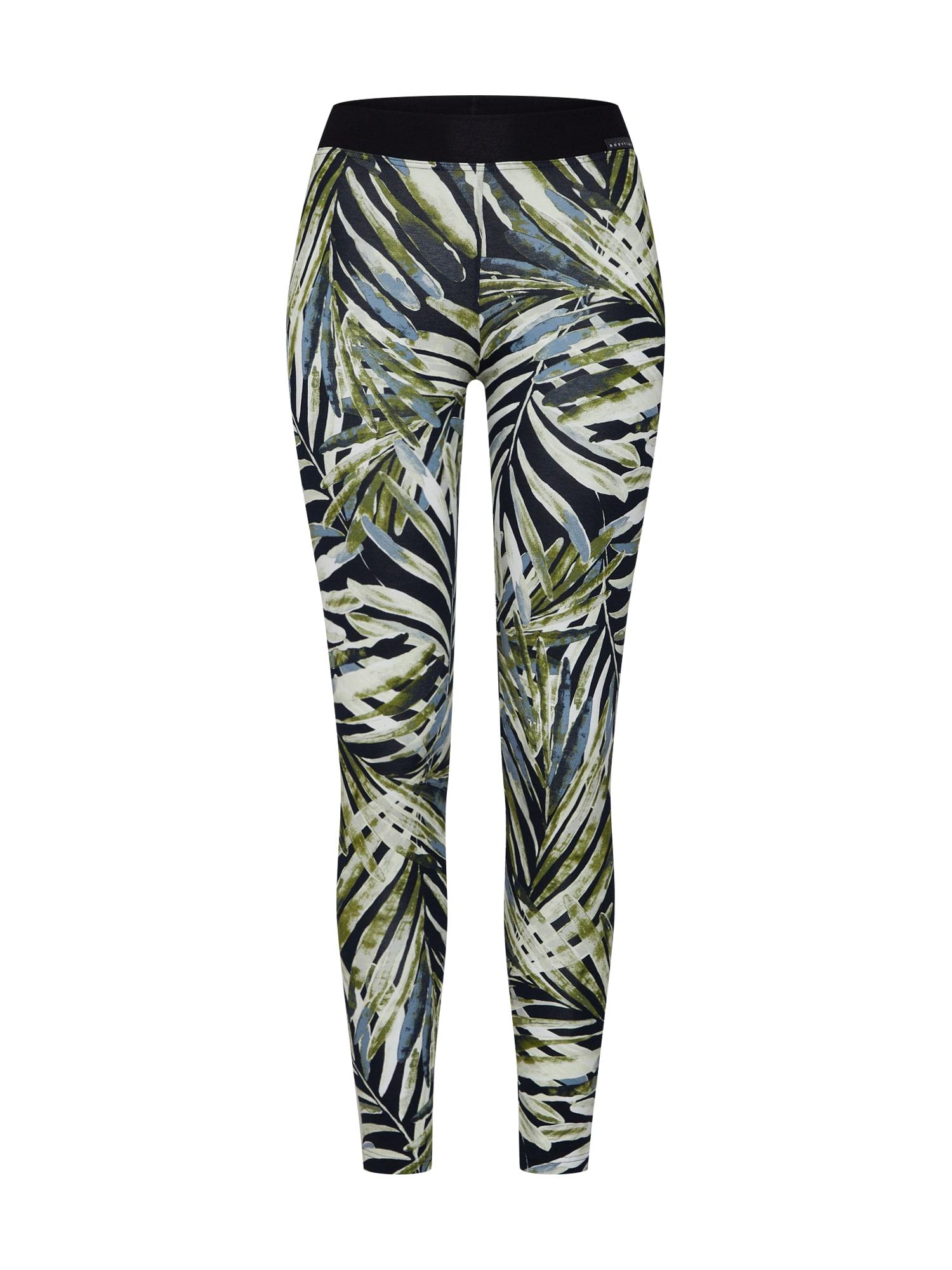 Pyžamové kalhoty Elastic Trend černá CALIDA