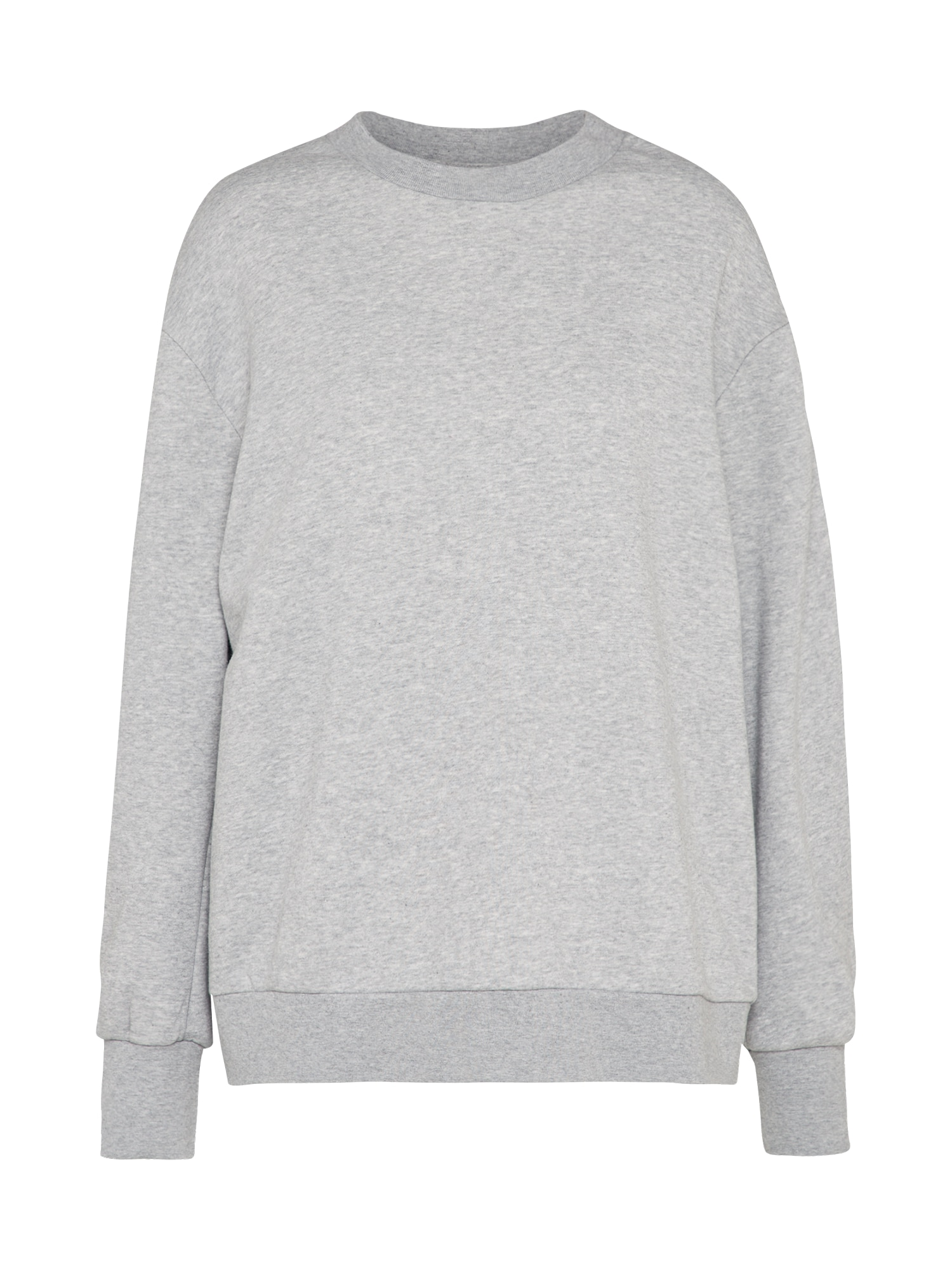 CHEAP MONDAY Dames Sweatshirt grijs