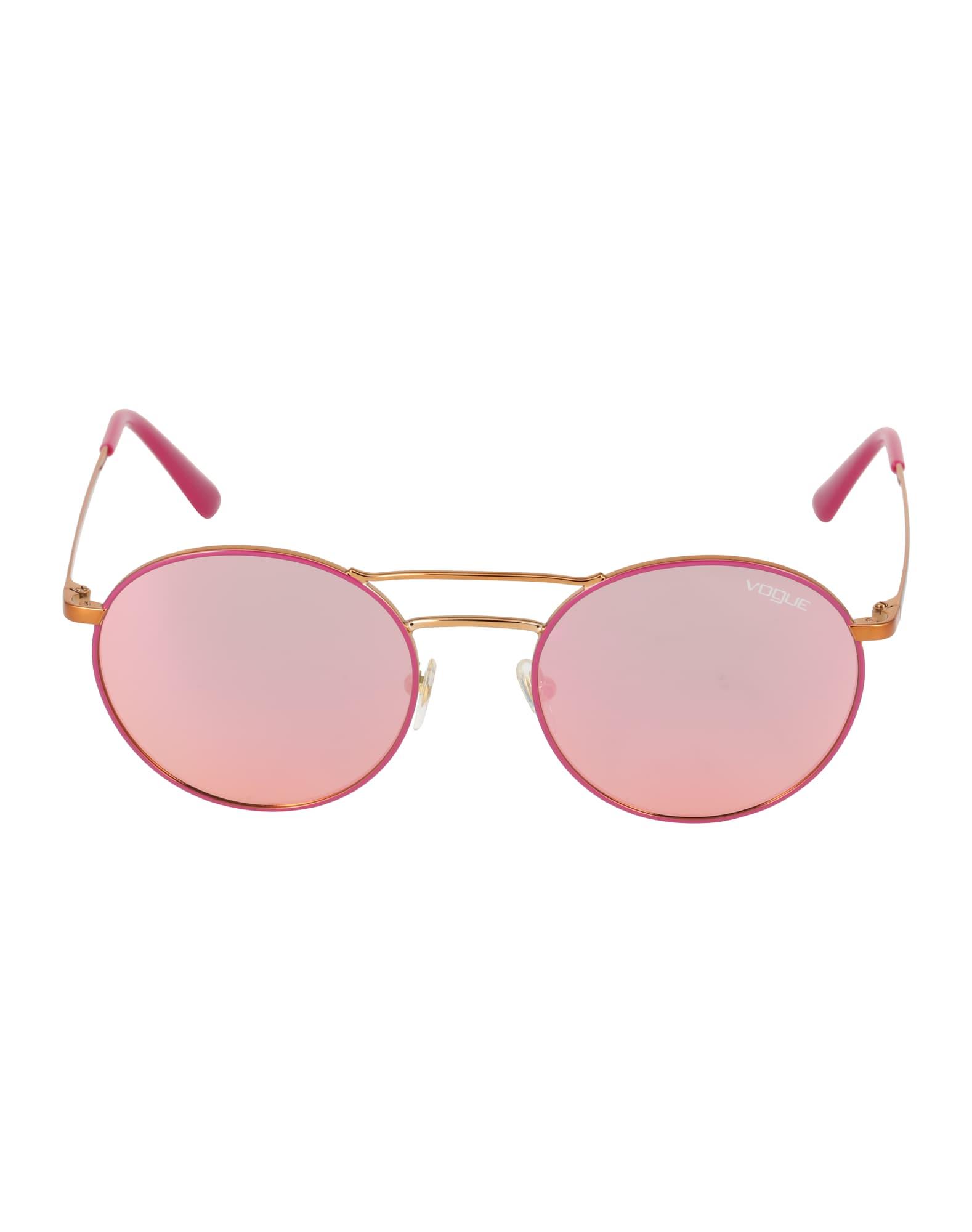 Sluneční brýle zlatá pink VOGUE Eyewear