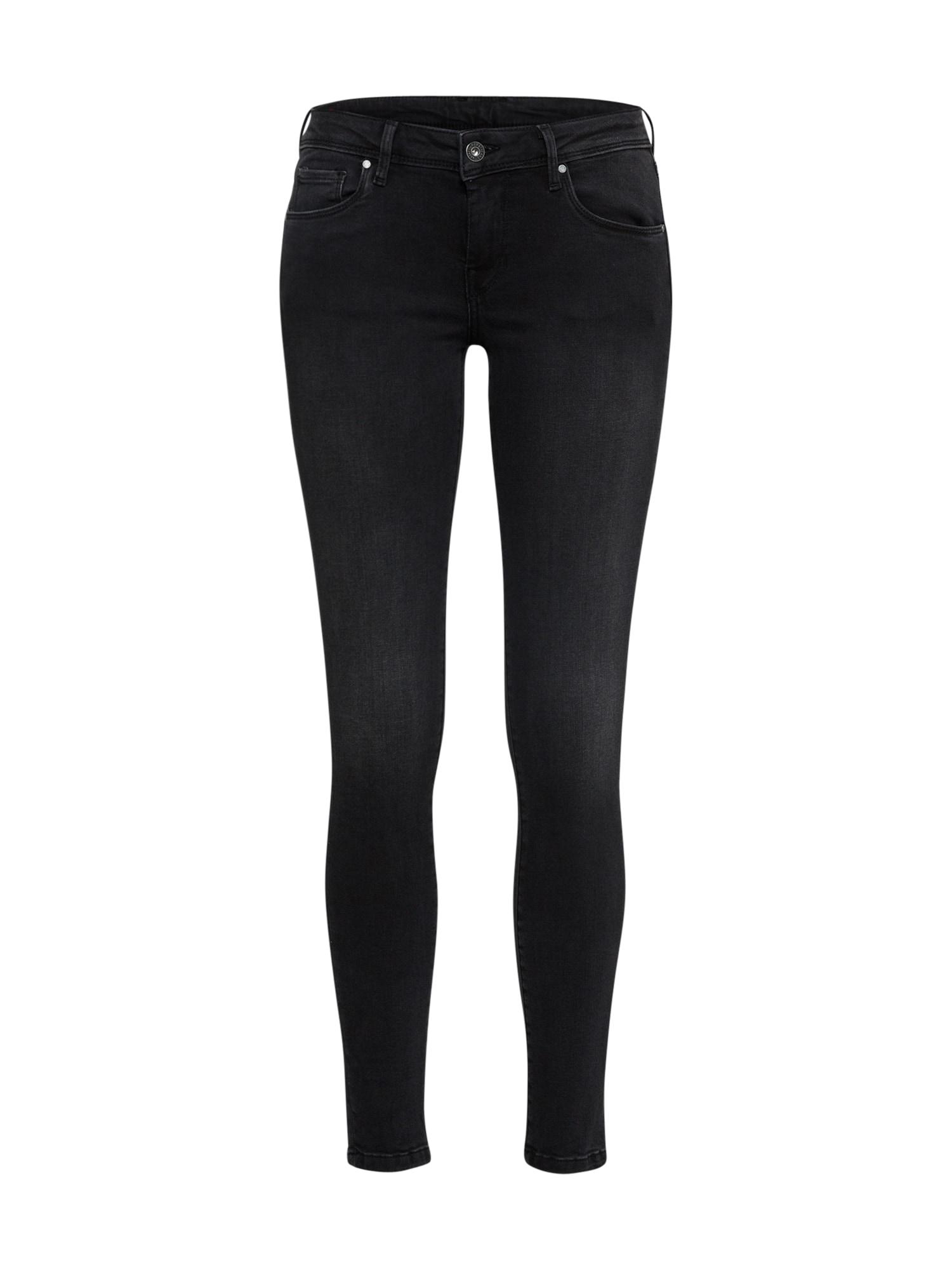 Džíny Lola černá Pepe Jeans