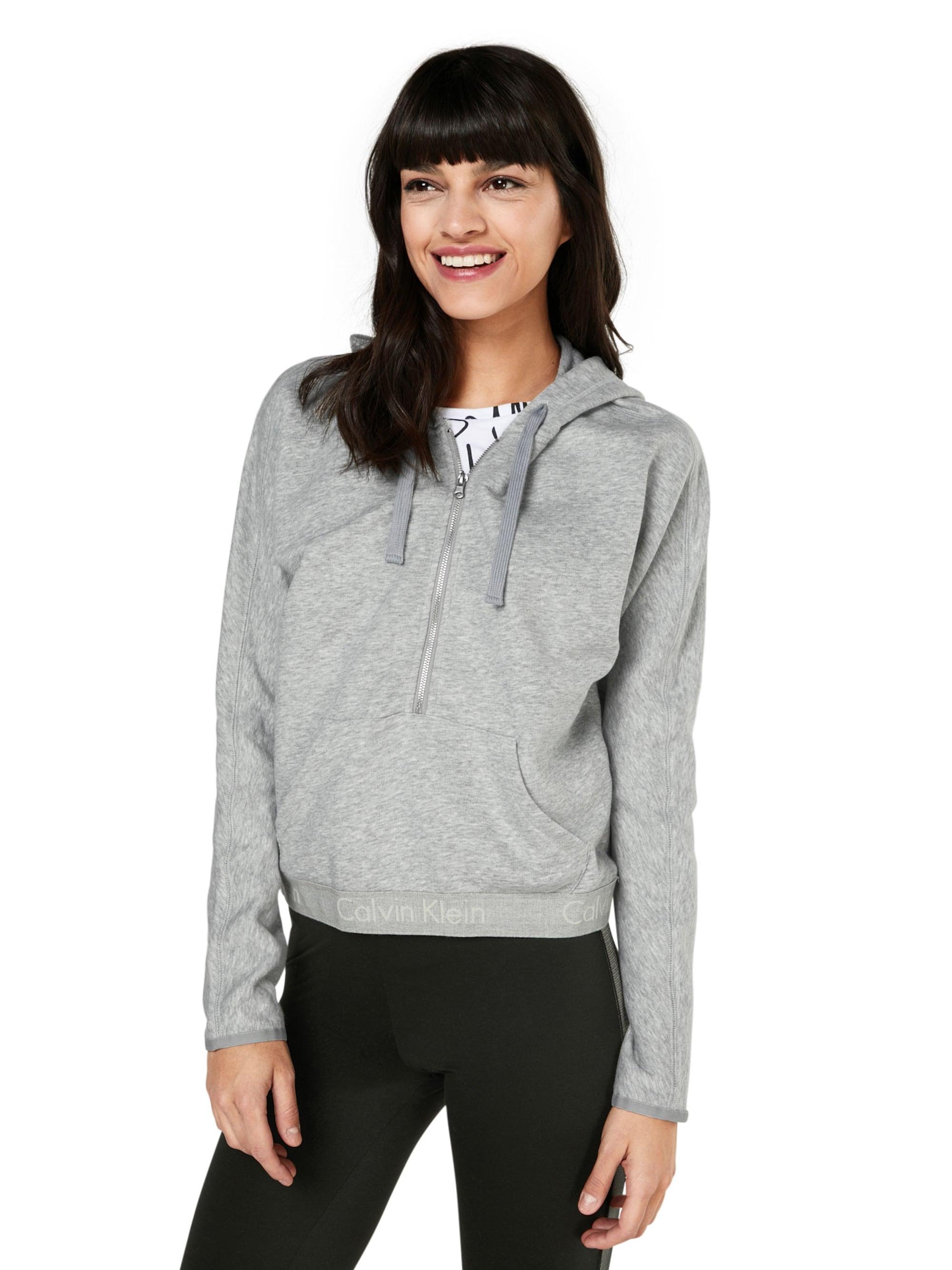 Calvin Klein Underwear Sweter  szary