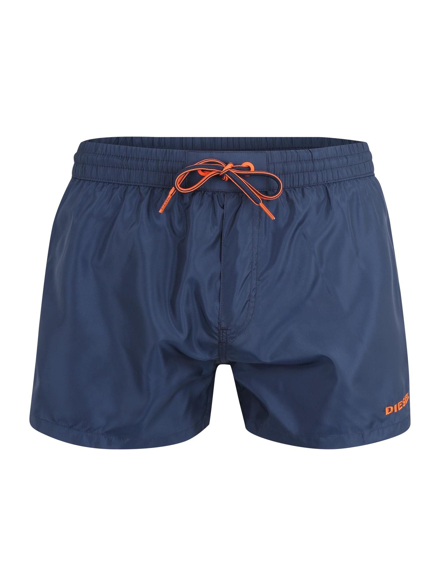Plavecké šortky SANDY námořnická modř DIESEL
