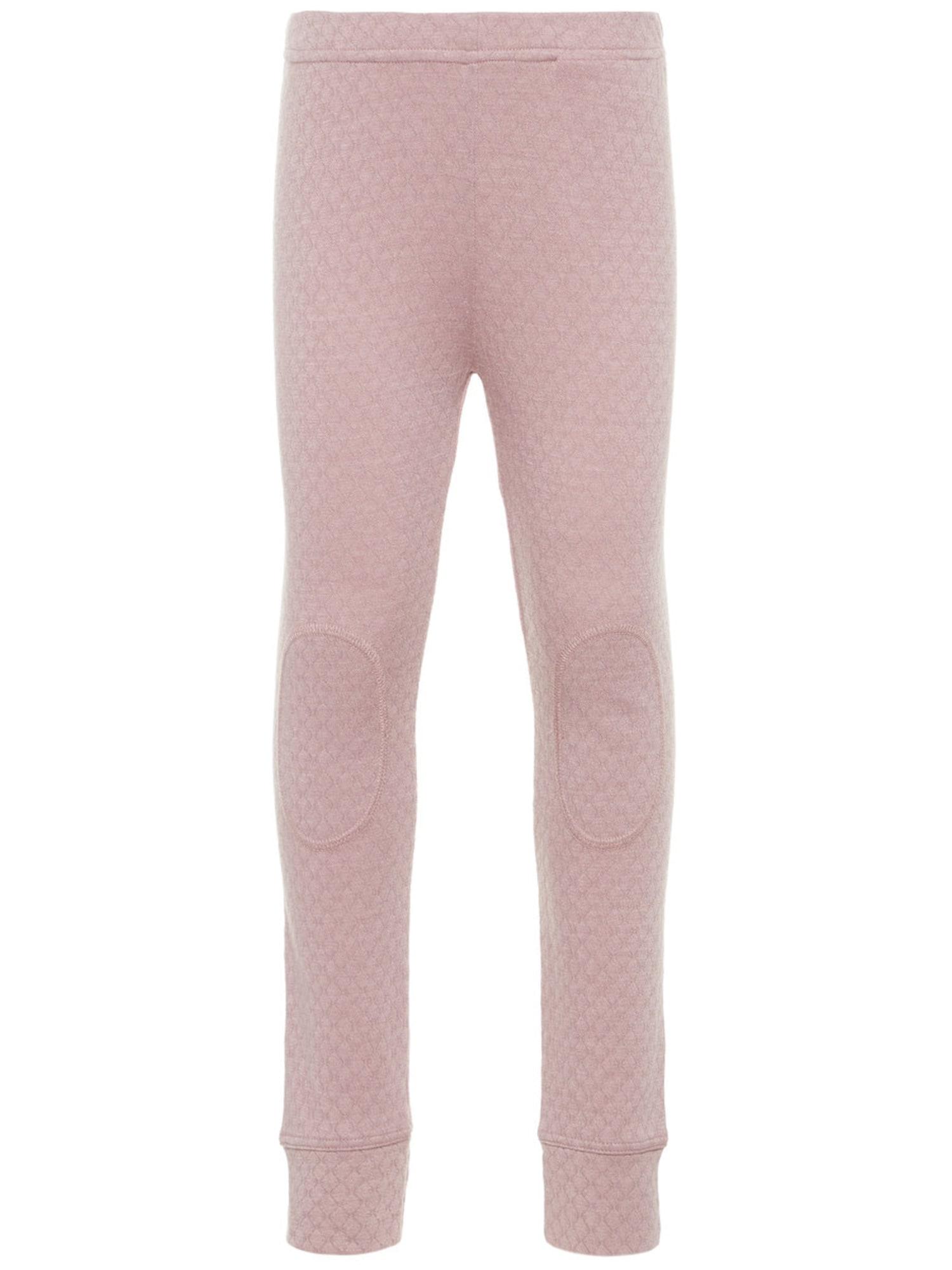 NAME IT Mini Wollen-zijde Legging Dames Roze
