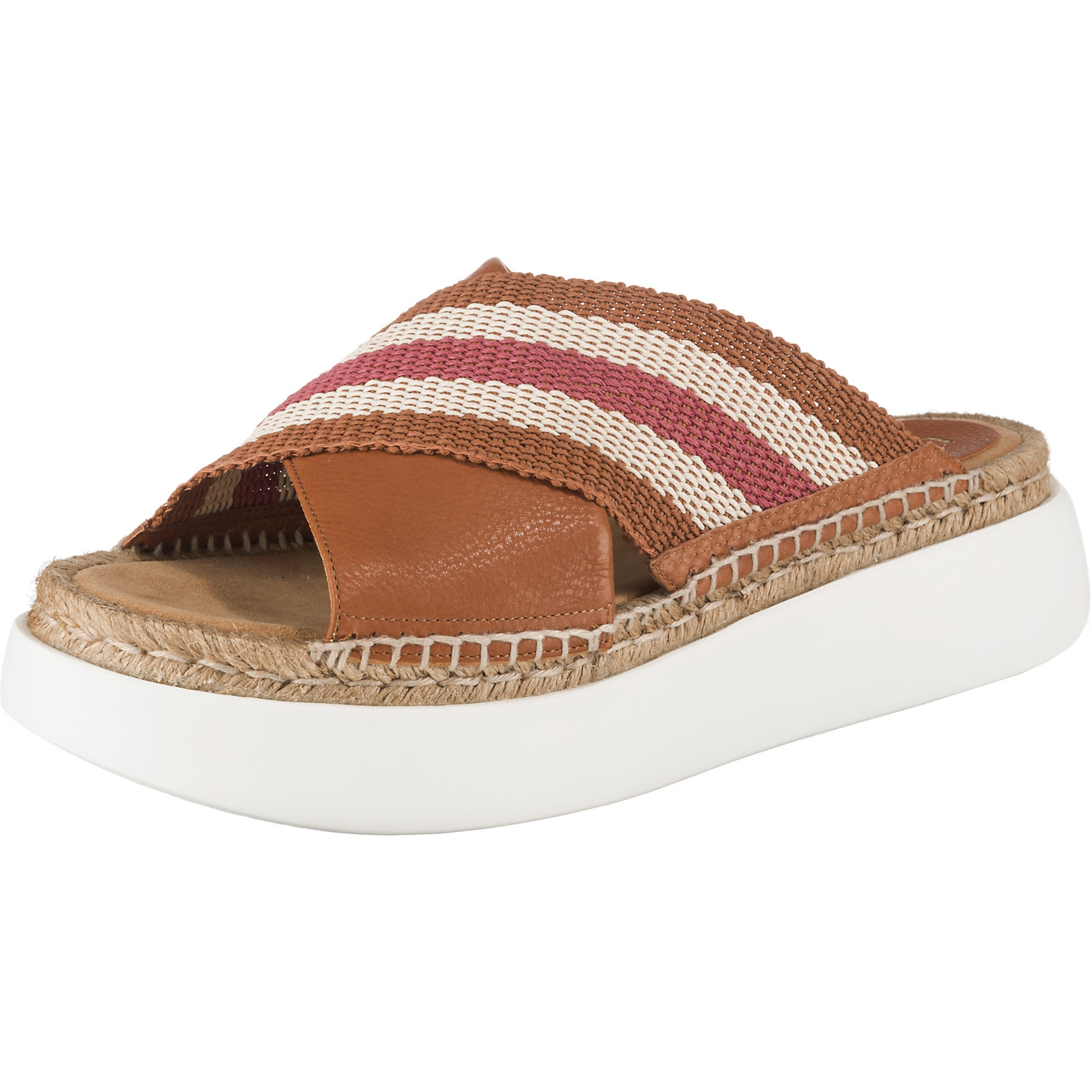 Pantoletten | Schuhe > Clogs & Pantoletten | Beige - Braun | Unisa