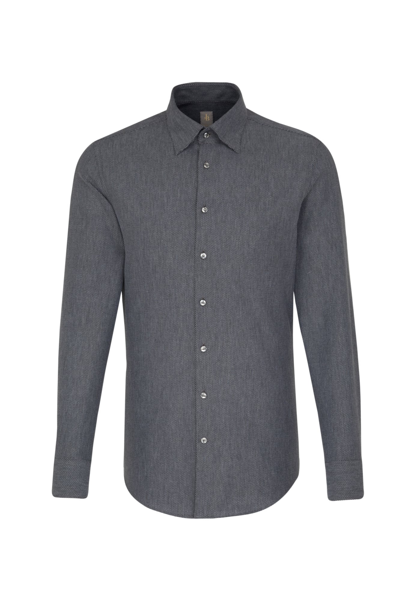 Hemd   Bekleidung > Hemden > Sonstige Hemden   Grau - Dunkelgrau   Jacques Britt