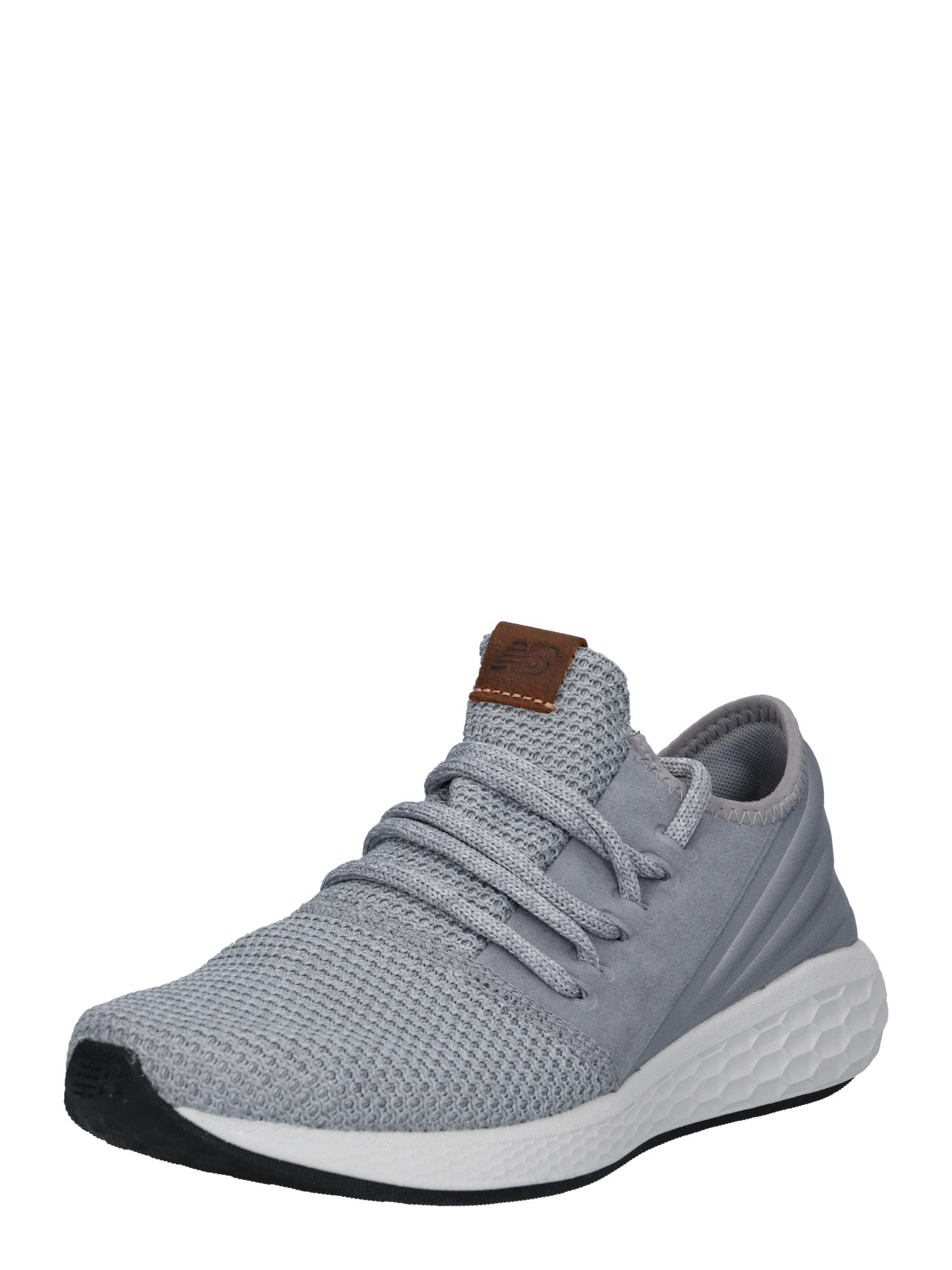Sportovní boty MCRZDLG2 šedá New Balance
