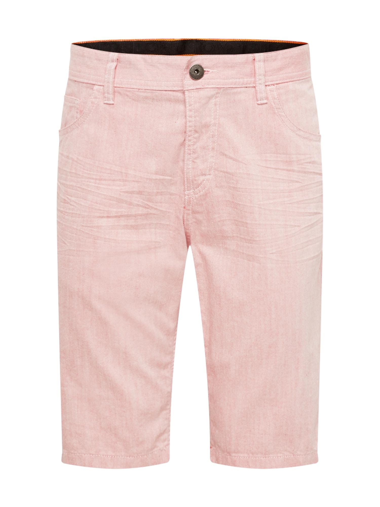 Kalhoty růžová TOM TAILOR