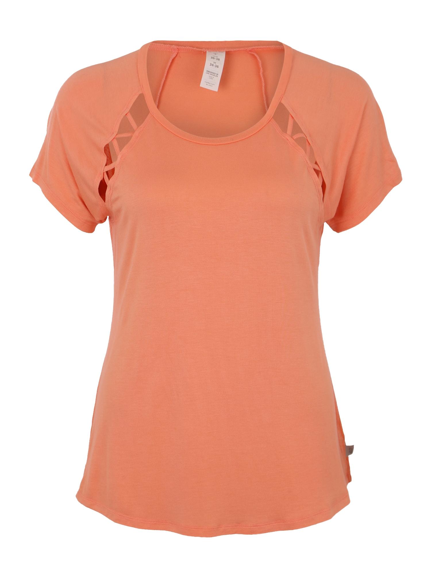 Funkční tričko ZILLA oranžová Marika