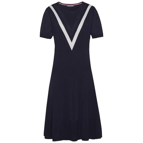 Kleid »ELDA OPENWORK FLARE...