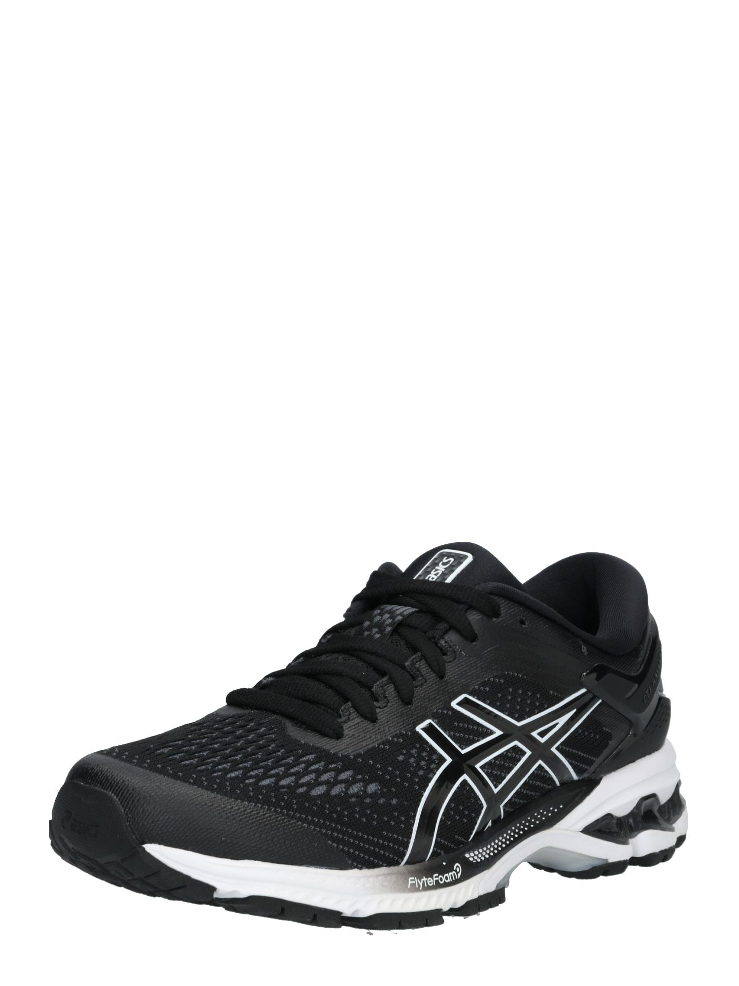 Běžecká obuv GEL-KAYANO 26 černá bílá ASICS