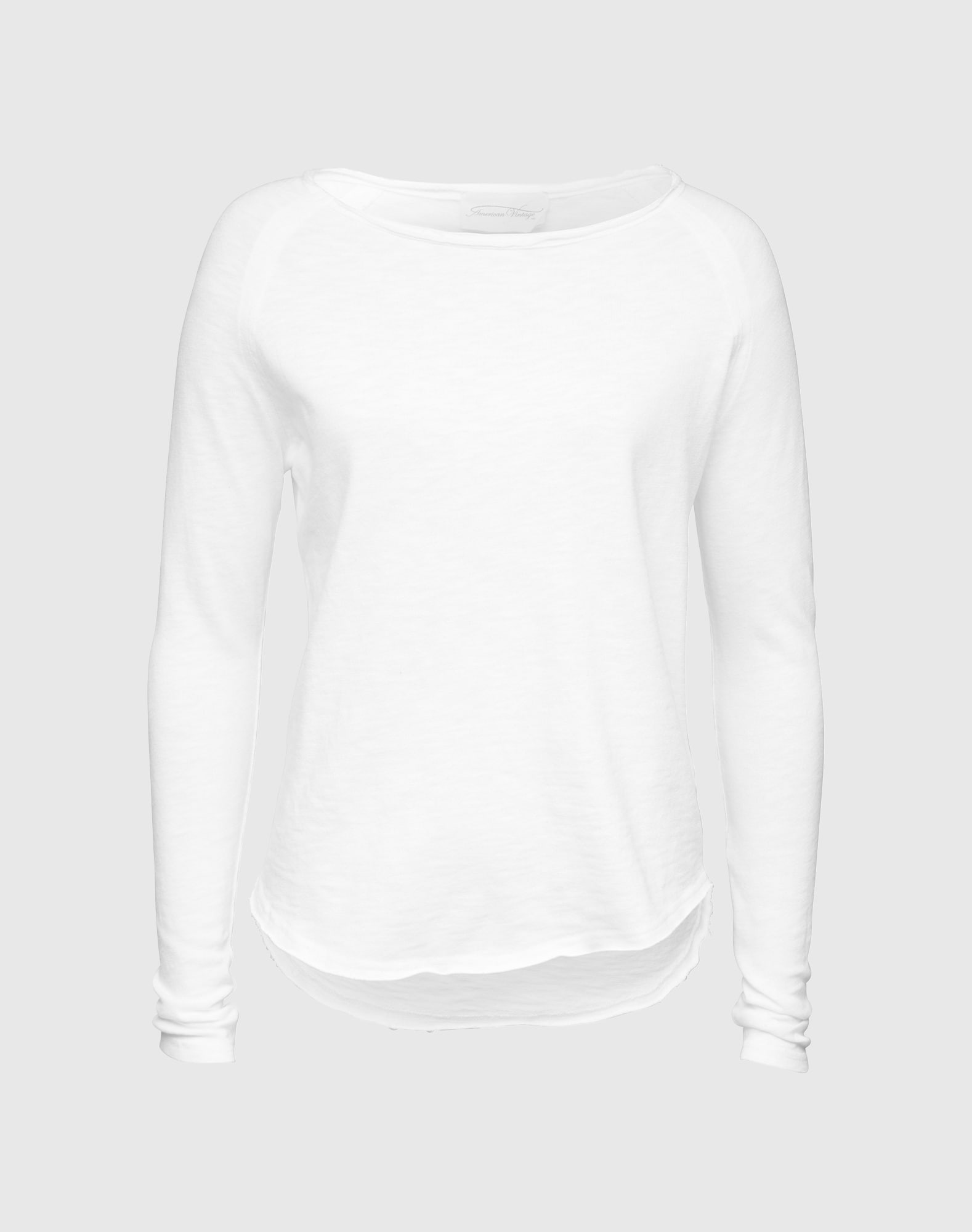 AMERICAN VINTAGE, Dames Shirt 'Sonoma', wit
