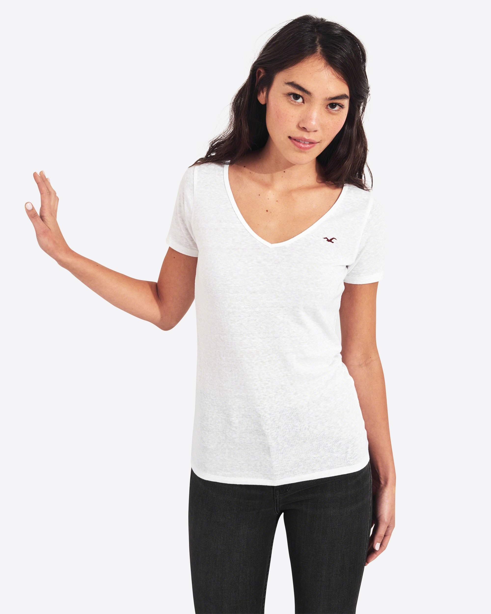 Shirt 'SS SLIM VEE'