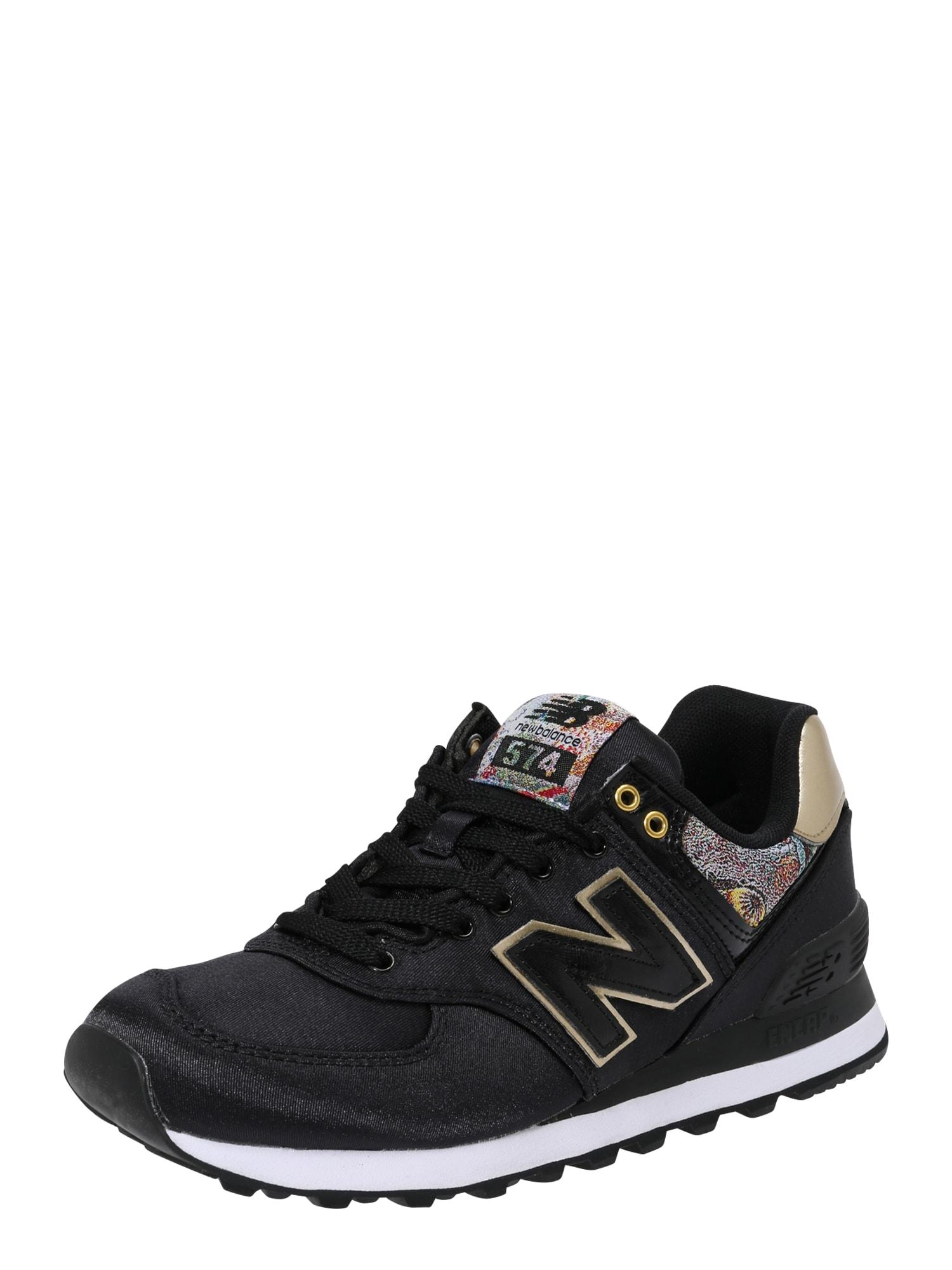Tenisky WL574-B zlatá mix barev černá New Balance