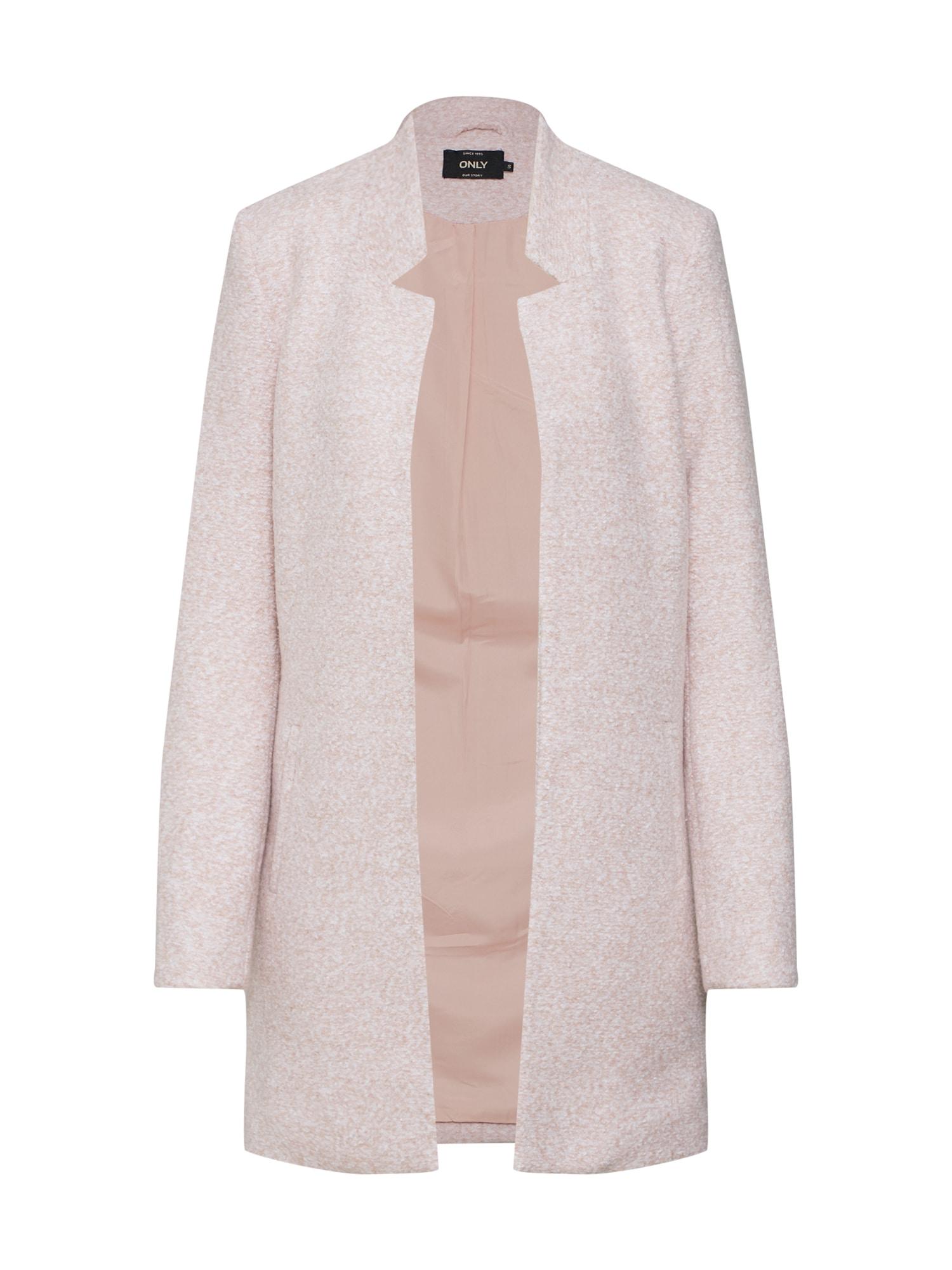 ONLY Přechodný kabát 'Once Soho'  růžová