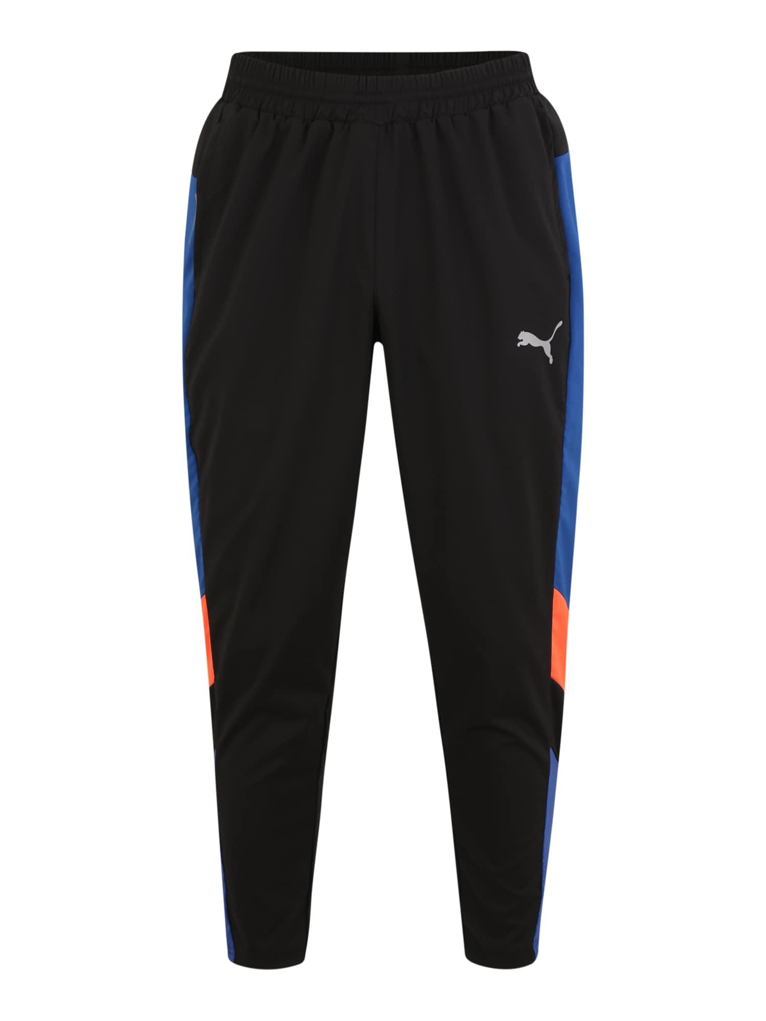 Sportovní kalhoty Reactive Packable modrá červená černá PUMA
