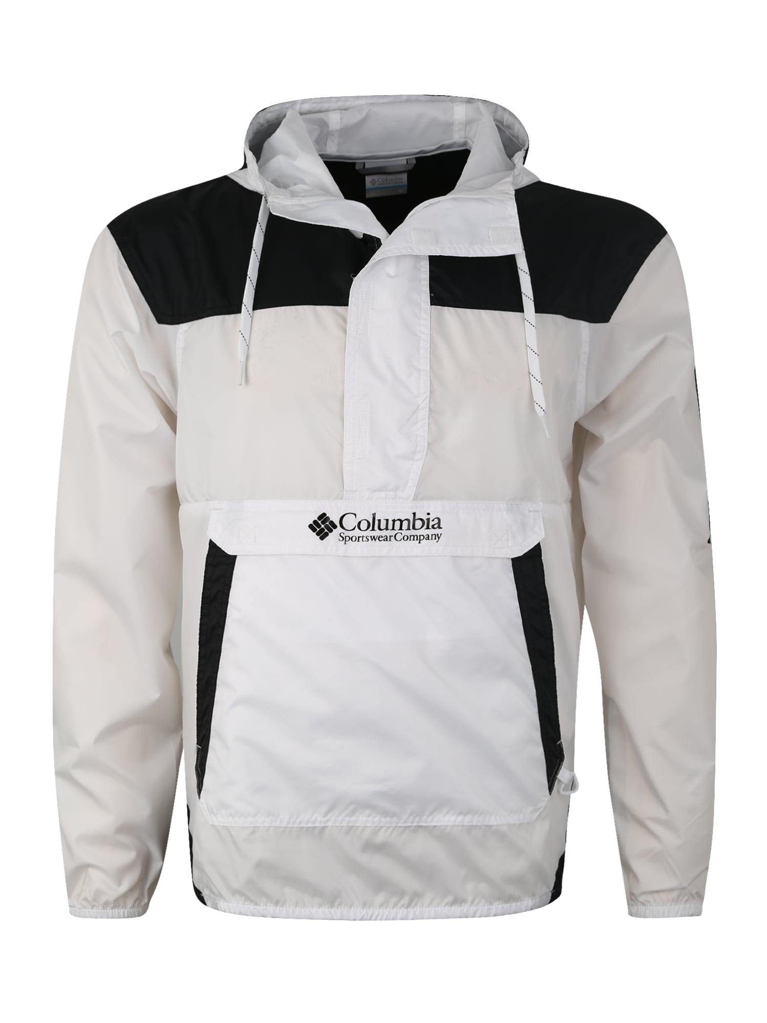 Outdoorová bunda Challenger černá bílá COLUMBIA