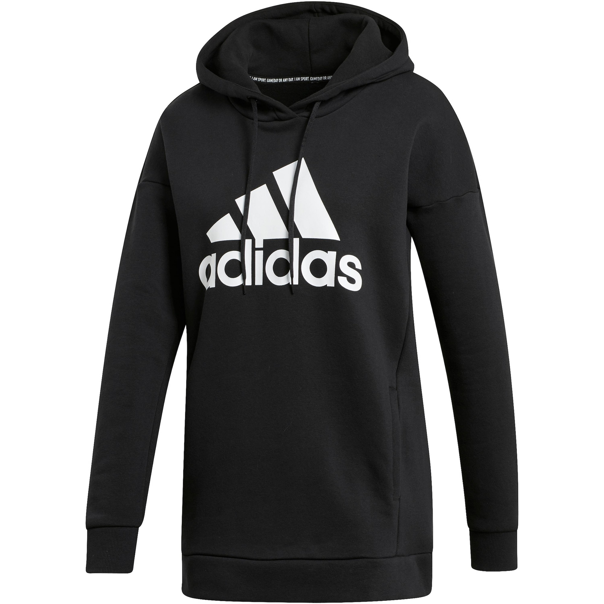Sport-Sweatshirt 'Must Haves Badge' | Sportbekleidung > Sportshirts | ADIDAS PERFORMANCE