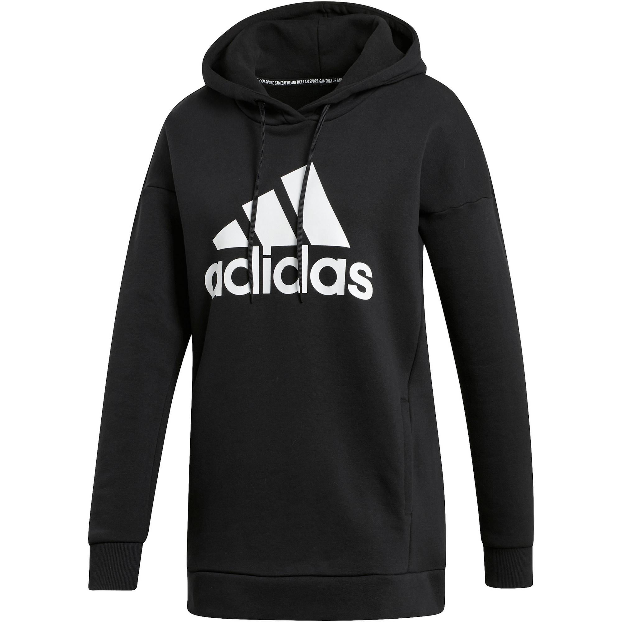 Sport-Sweatshirt 'Must Haves Badge' | Sportbekleidung > Sportshirts > Funktionsshirts | ADIDAS PERFORMANCE