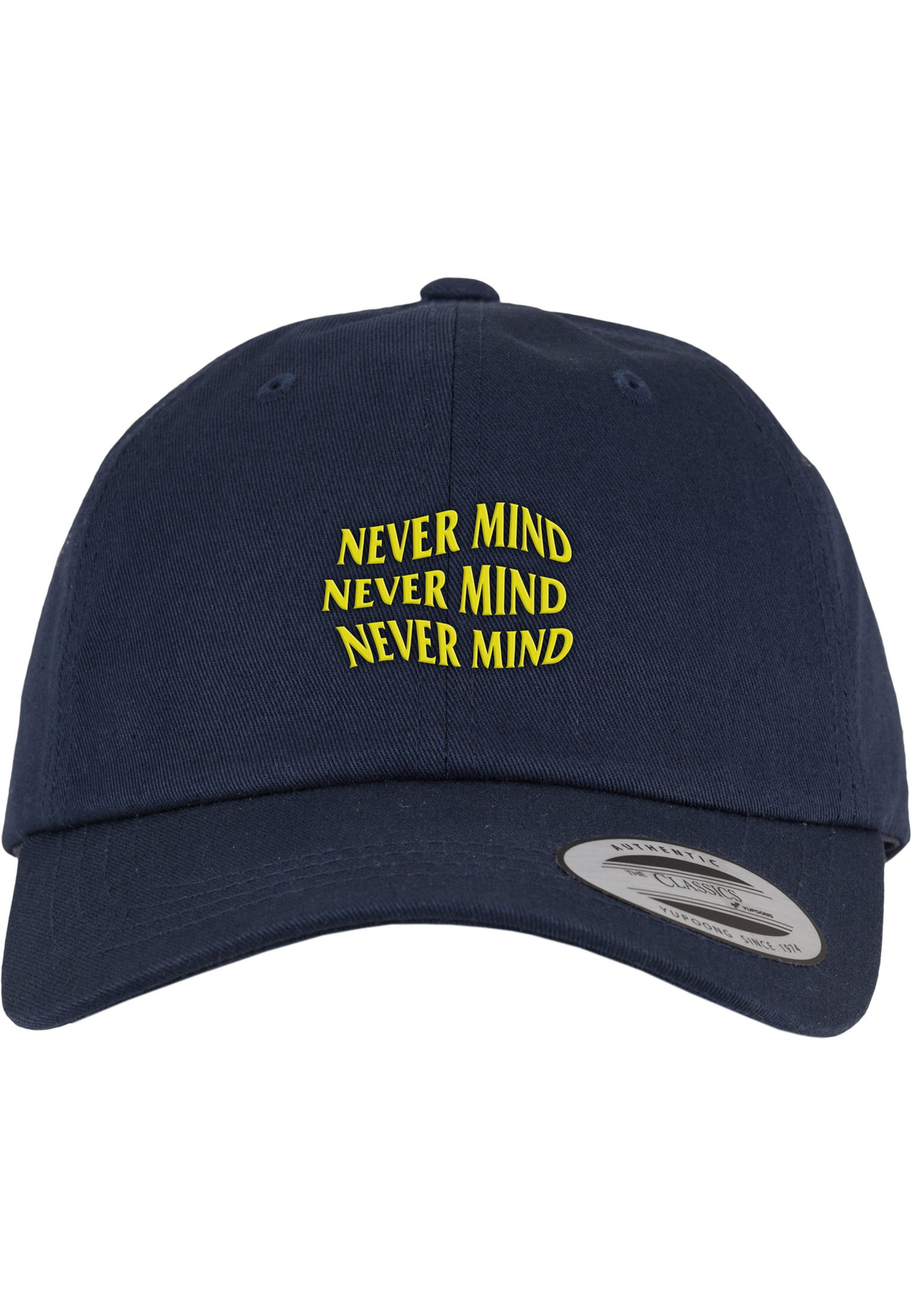mister tee - Dad Cap ´Never´