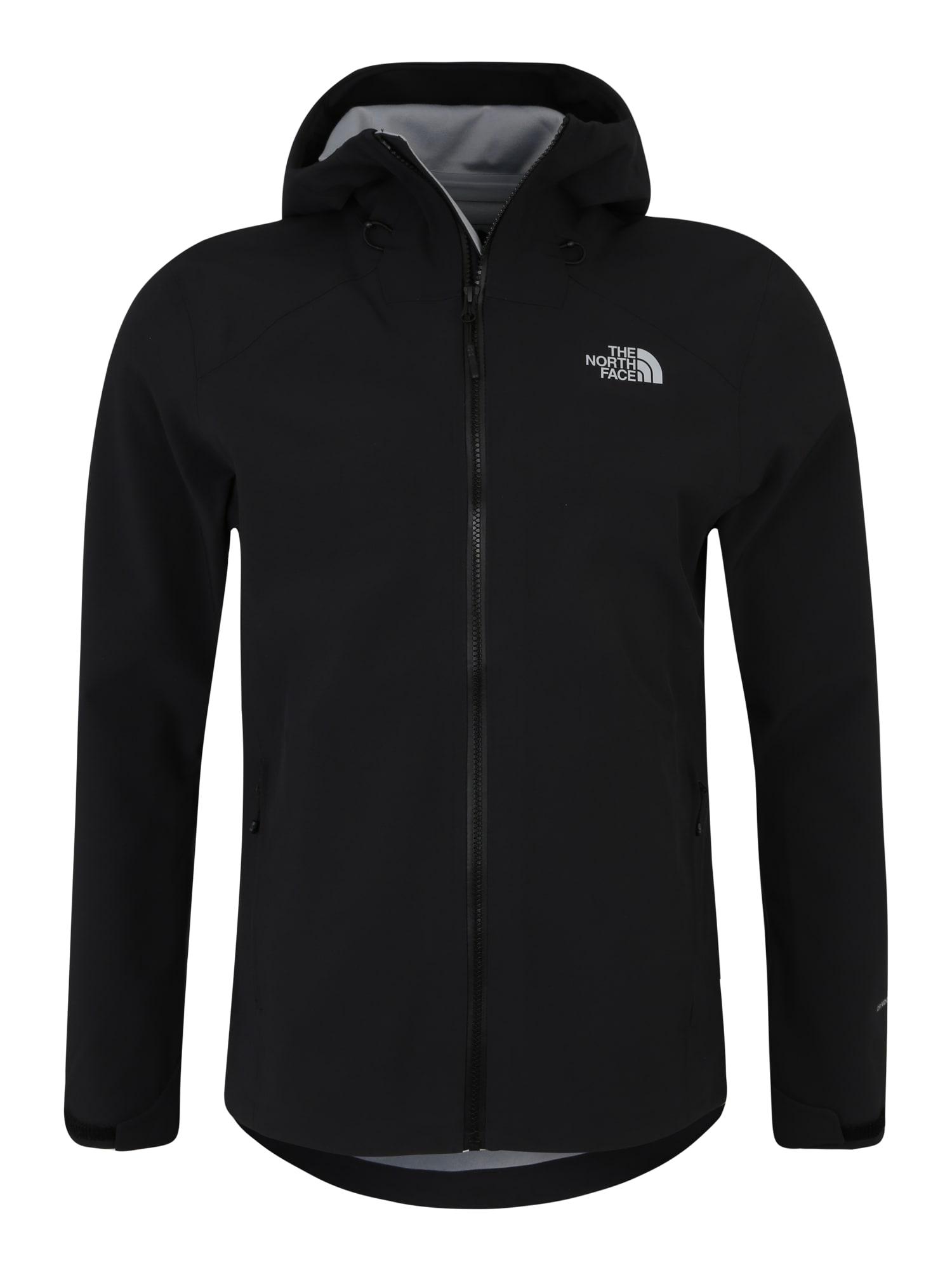 Sportovní bunda černá THE NORTH FACE