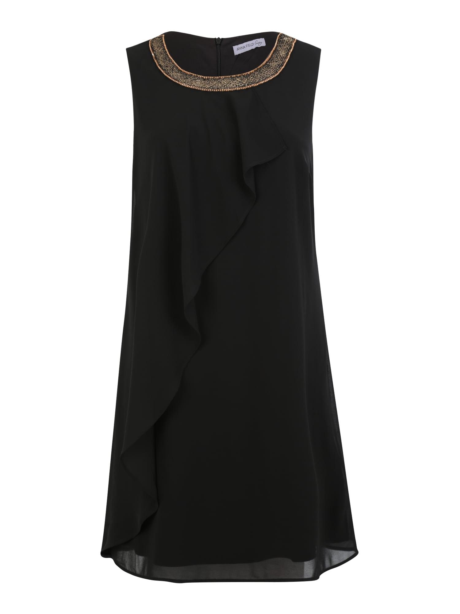 Tričko černá Anna Field Curvy