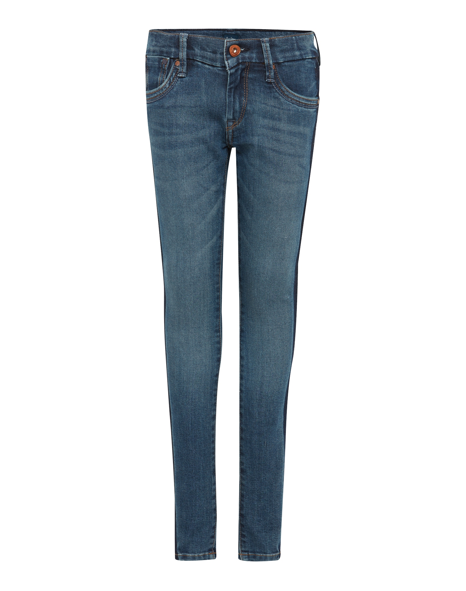 Pepe Jeans Meisjes Jeans PIXLETTE SHADOW blue denim