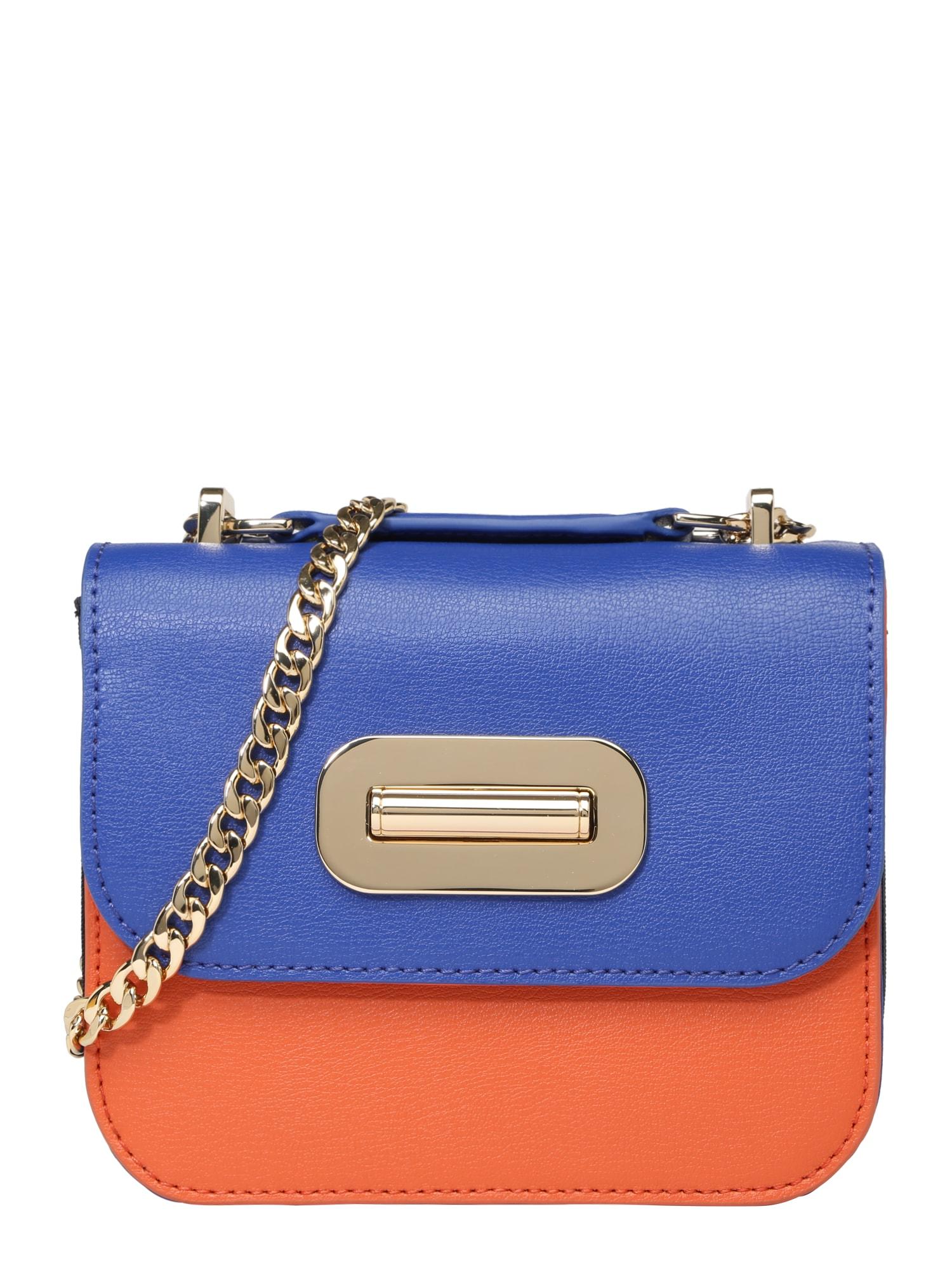 Taška přes rameno modrá oranžová TOMMY HILFIGER
