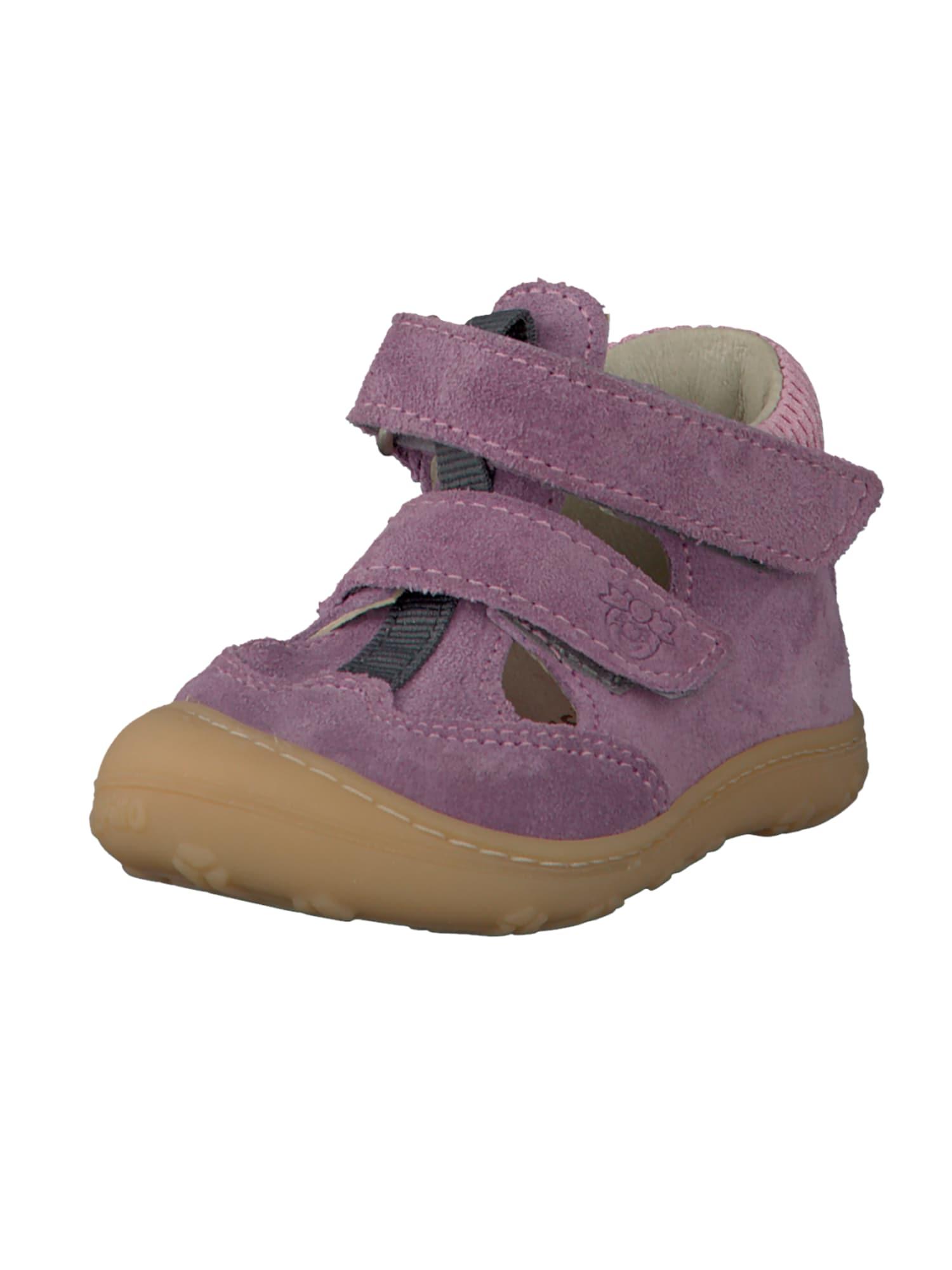 Sandály EBI fialová Pepino