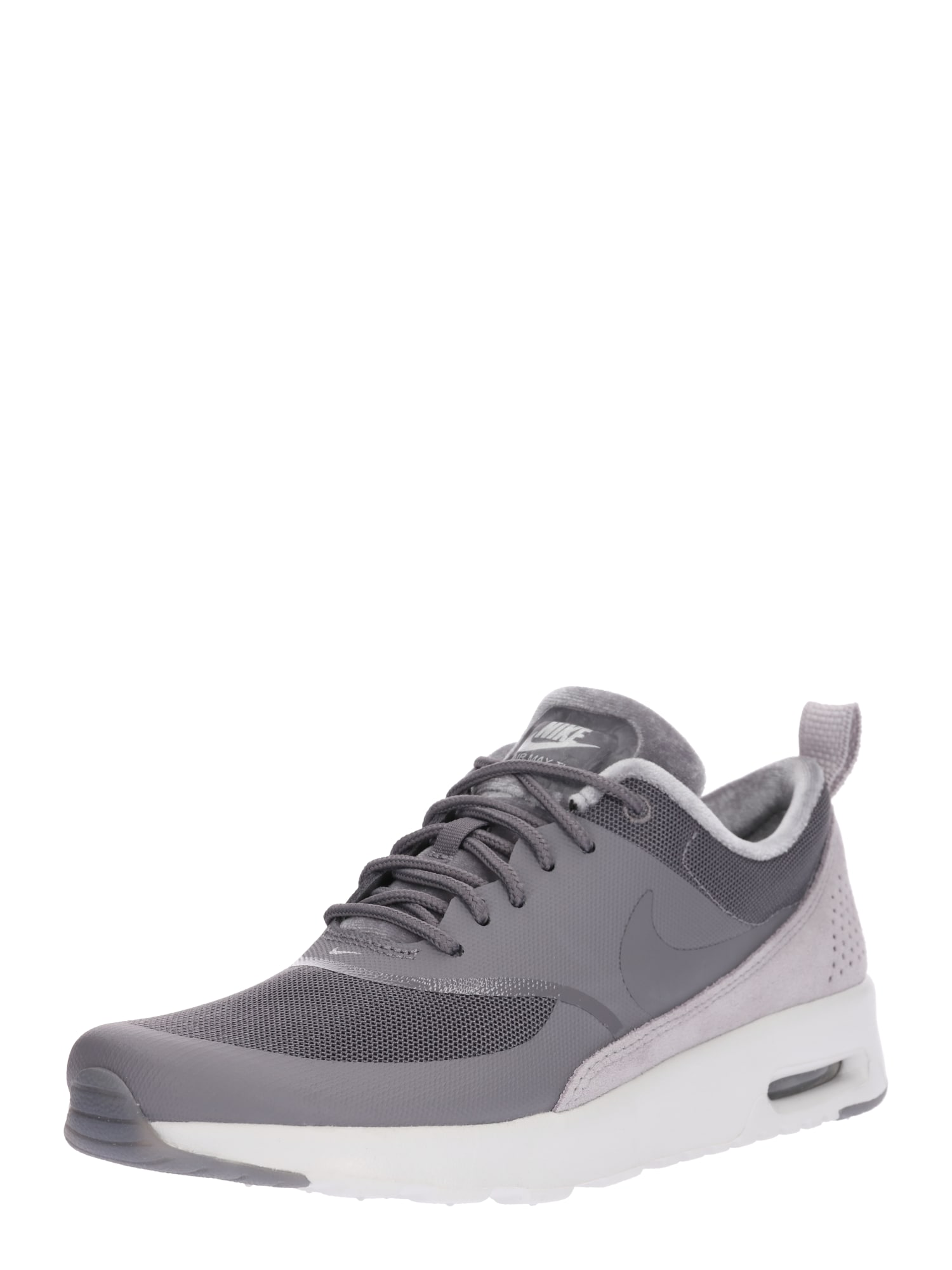 Nike Sportswear, Dames Sneakers laag 'Air Max Thea LX', grijs / lichtgrijs / donkergrijs