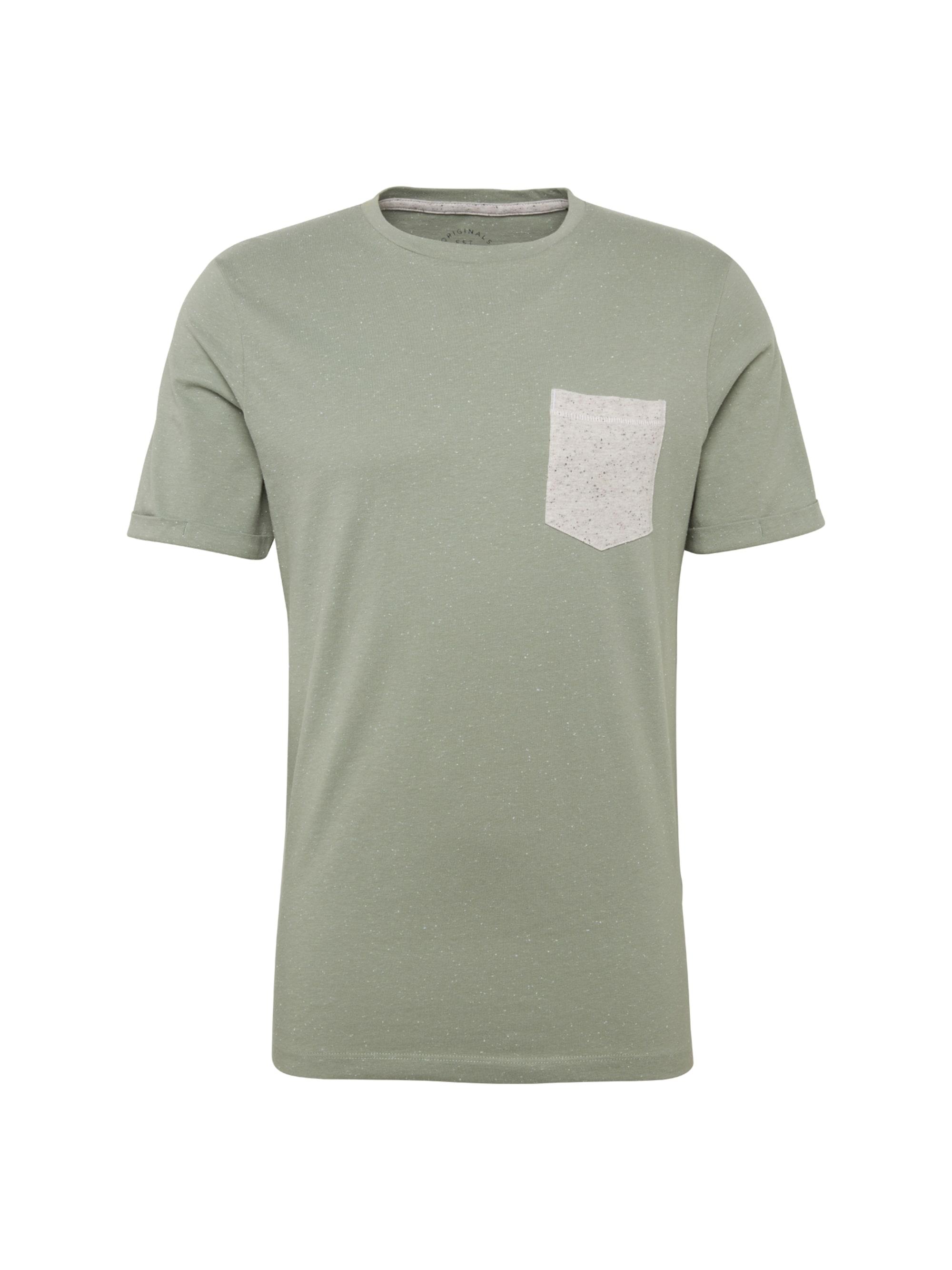 Shirt 'JORTRIPNEPP TEE SS CREW NECK'