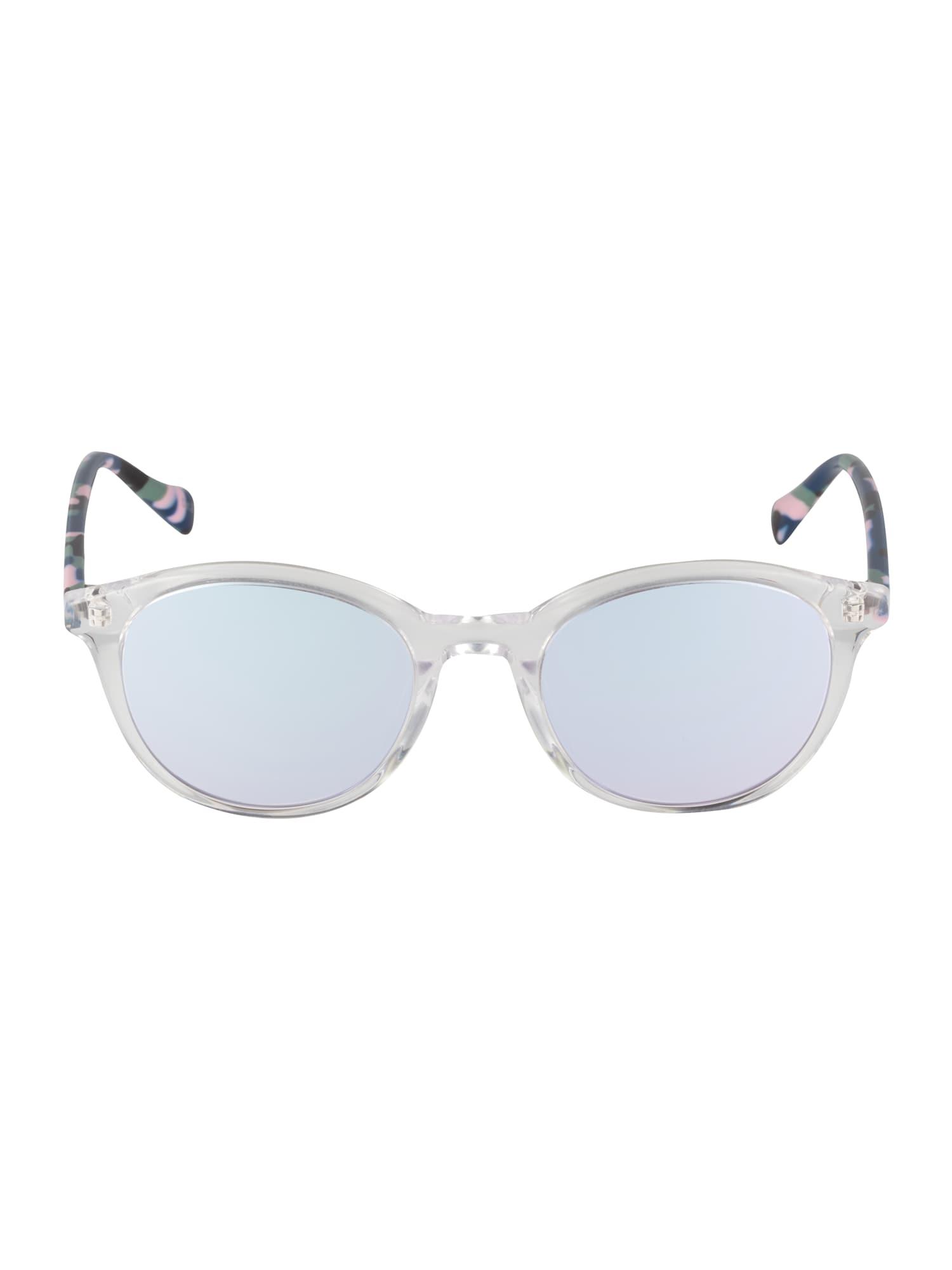 PUMA Slnečné okuliare 'PJ0034S'  strieborná