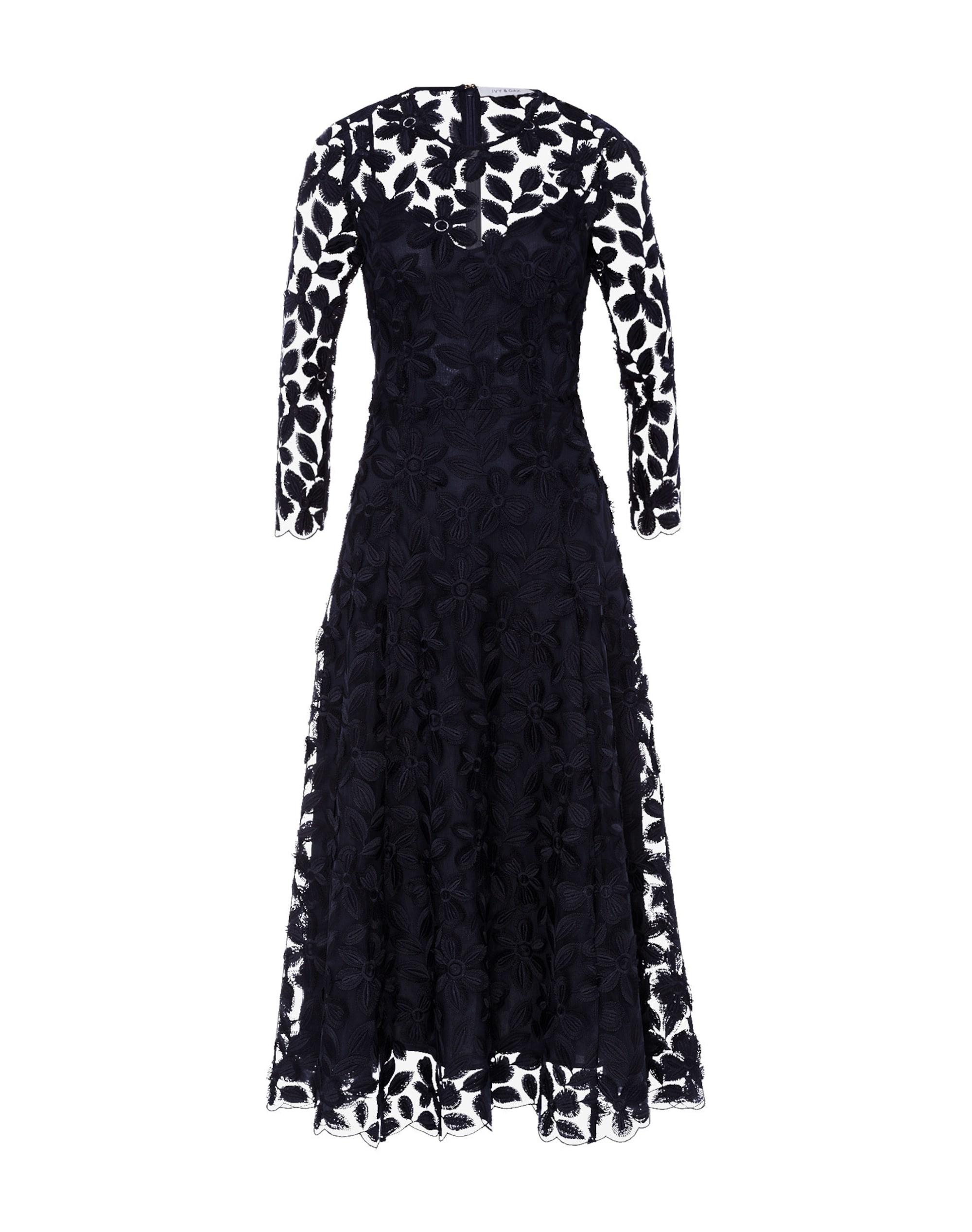 Kleid ´Embroidered´ Midi Dress