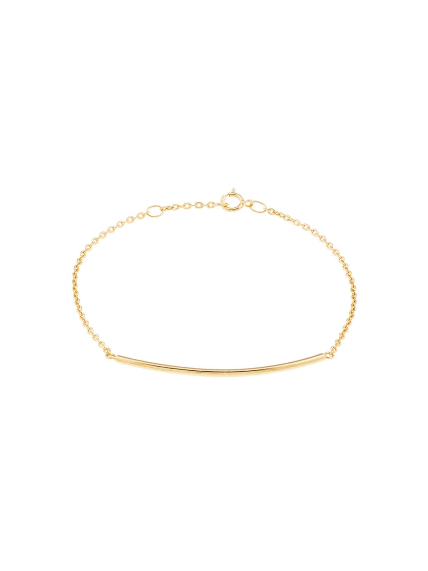 ID Fine, Dames Armband, goud