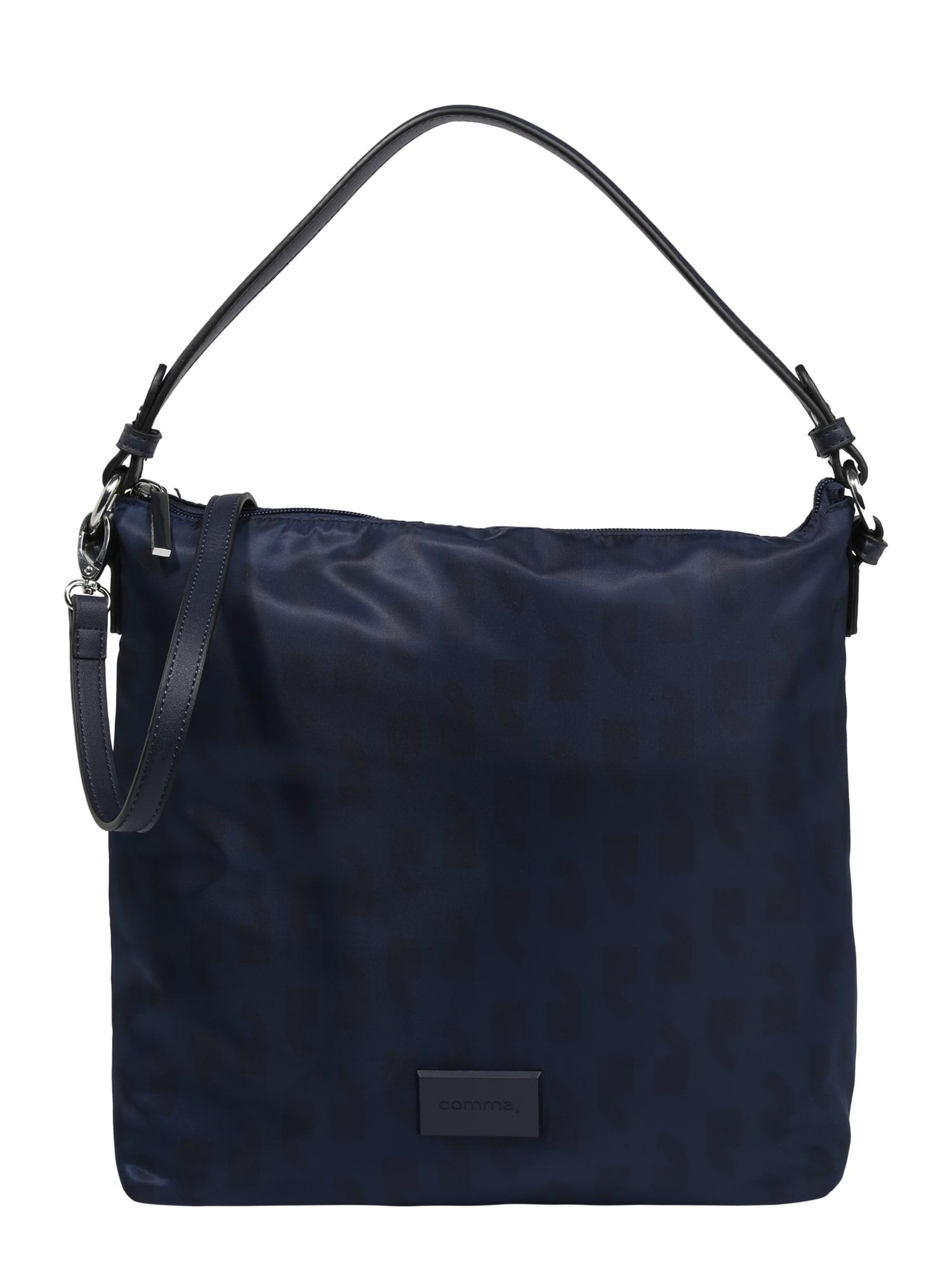 Taška přes rameno ANY TIME tmavě modrá COMMA
