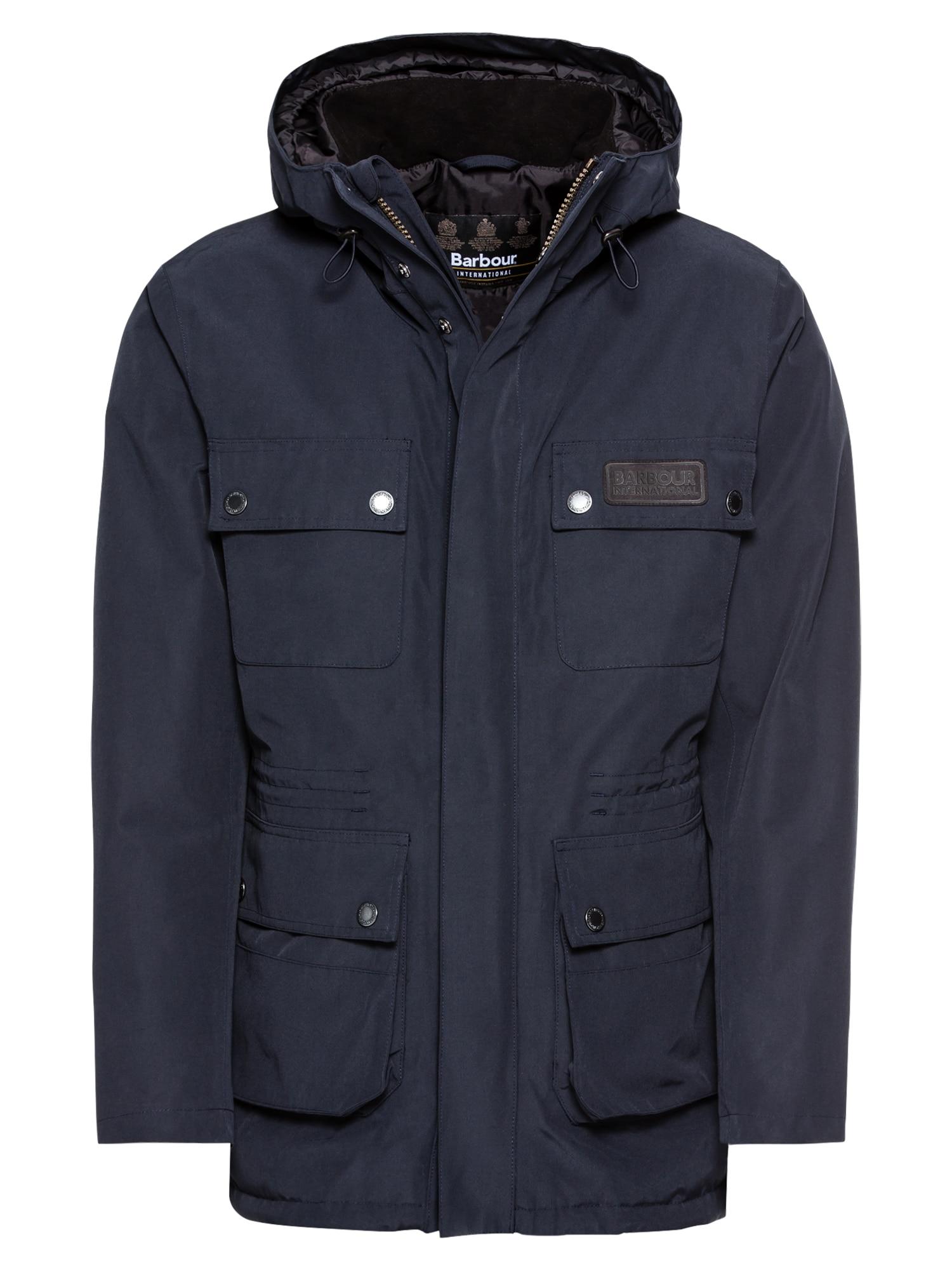 Přechodná bunda ENDO námořnická modř Barbour International