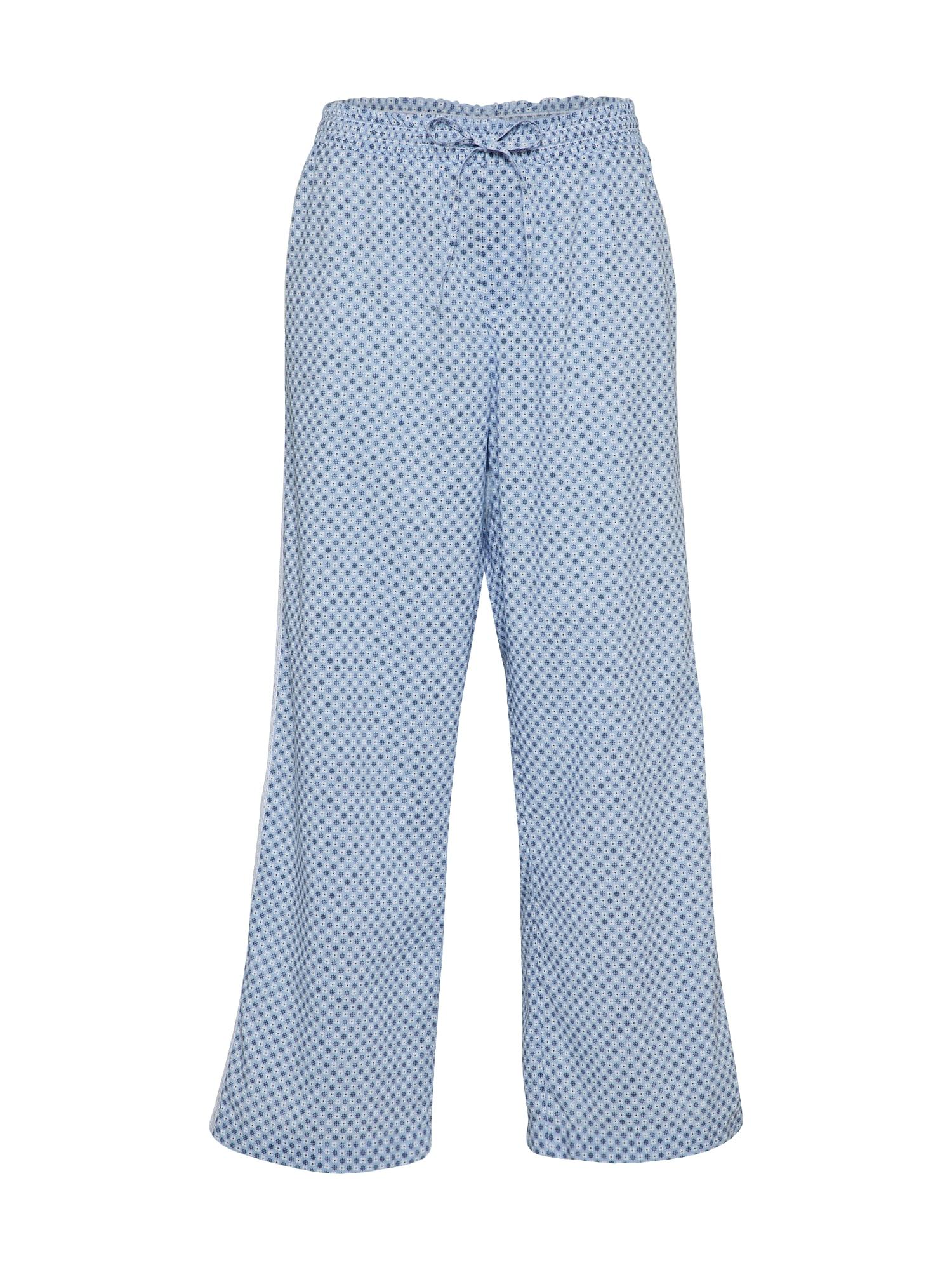 Pyžamové kalhoty LACE modrá GAP