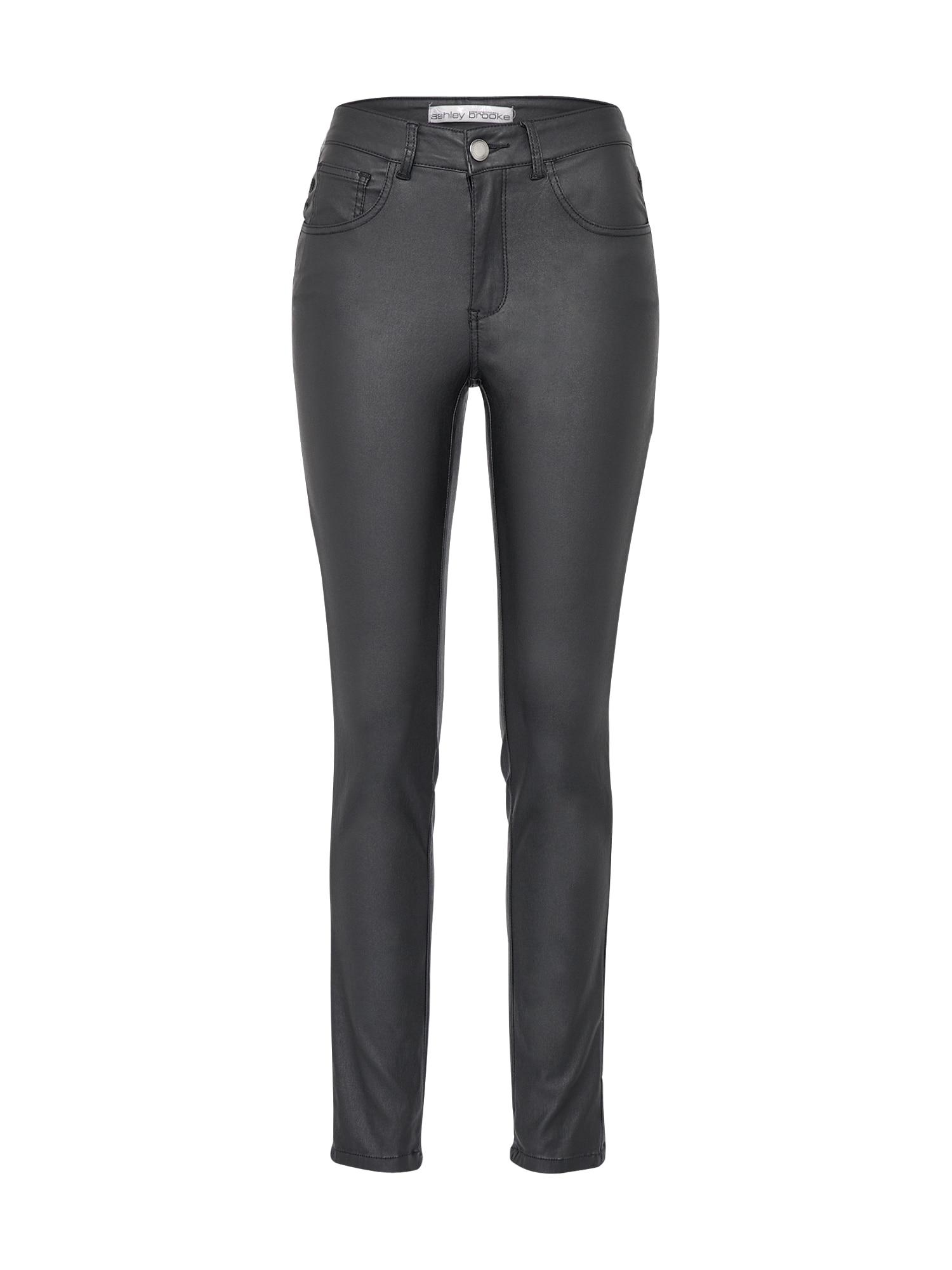 Kalhoty černá Heine