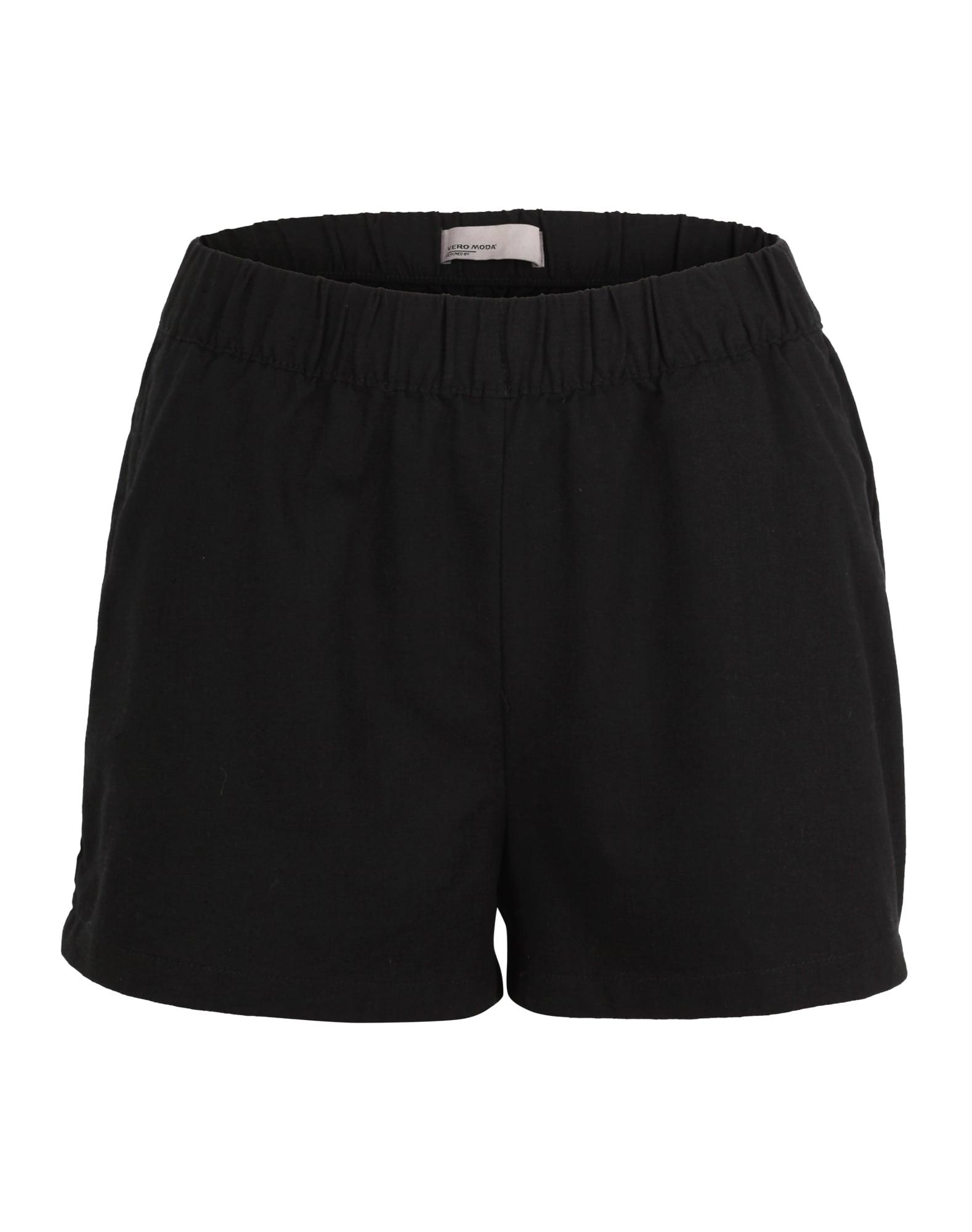 VERO MODA Kalhoty 'VMMilo'  černá