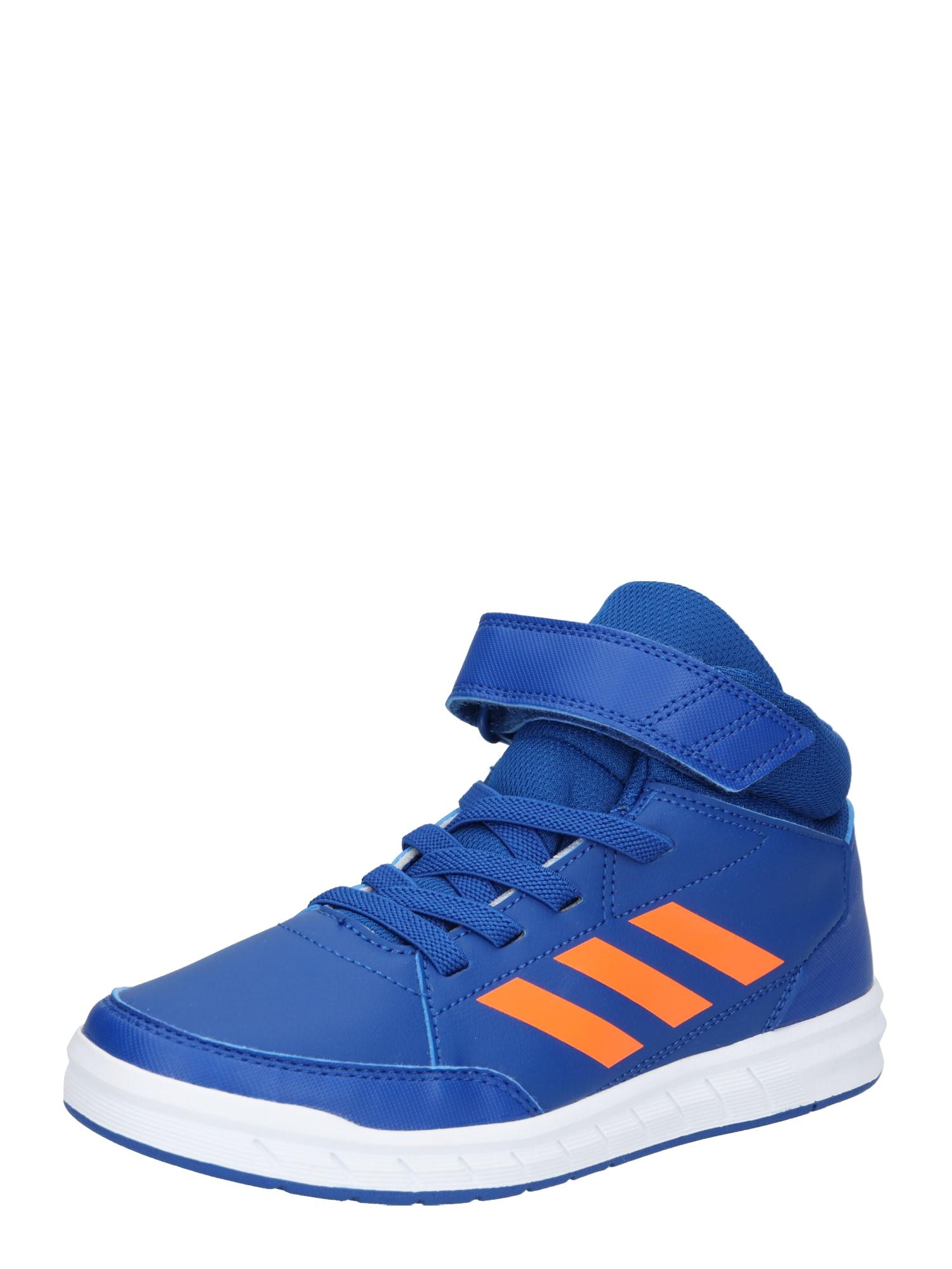 Sportovní boty AltaSport modrá oranžová ADIDAS PERFORMANCE