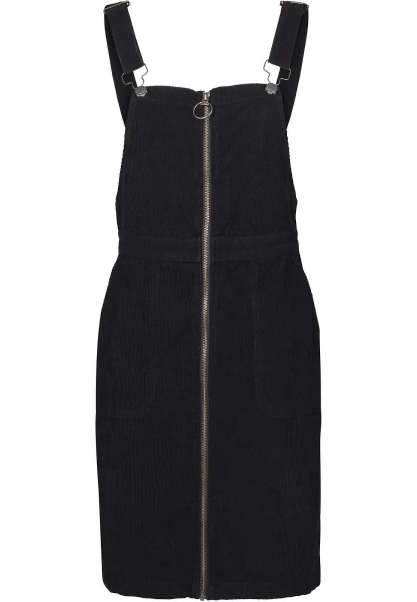 Laclová sukně černá Urban Classics