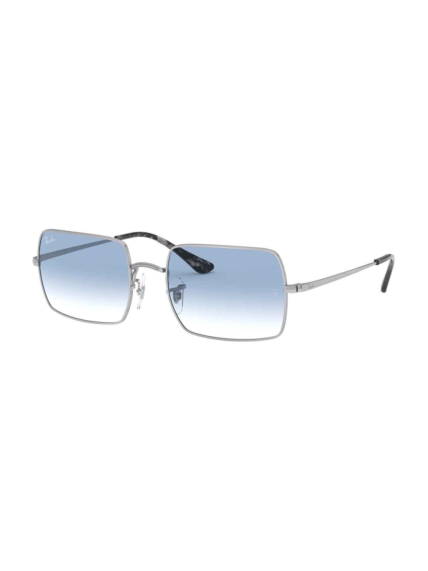 Ray-Ban Sluneční brýle  modrá / stříbrná