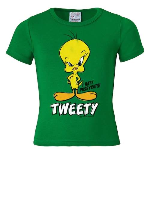 T-Shirt ´Tweety - I Hate Pussycats Vogel´