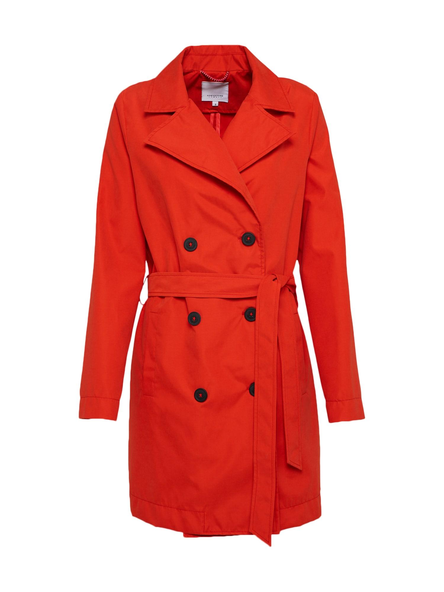 Přechodný kabát červená GREYSTONE