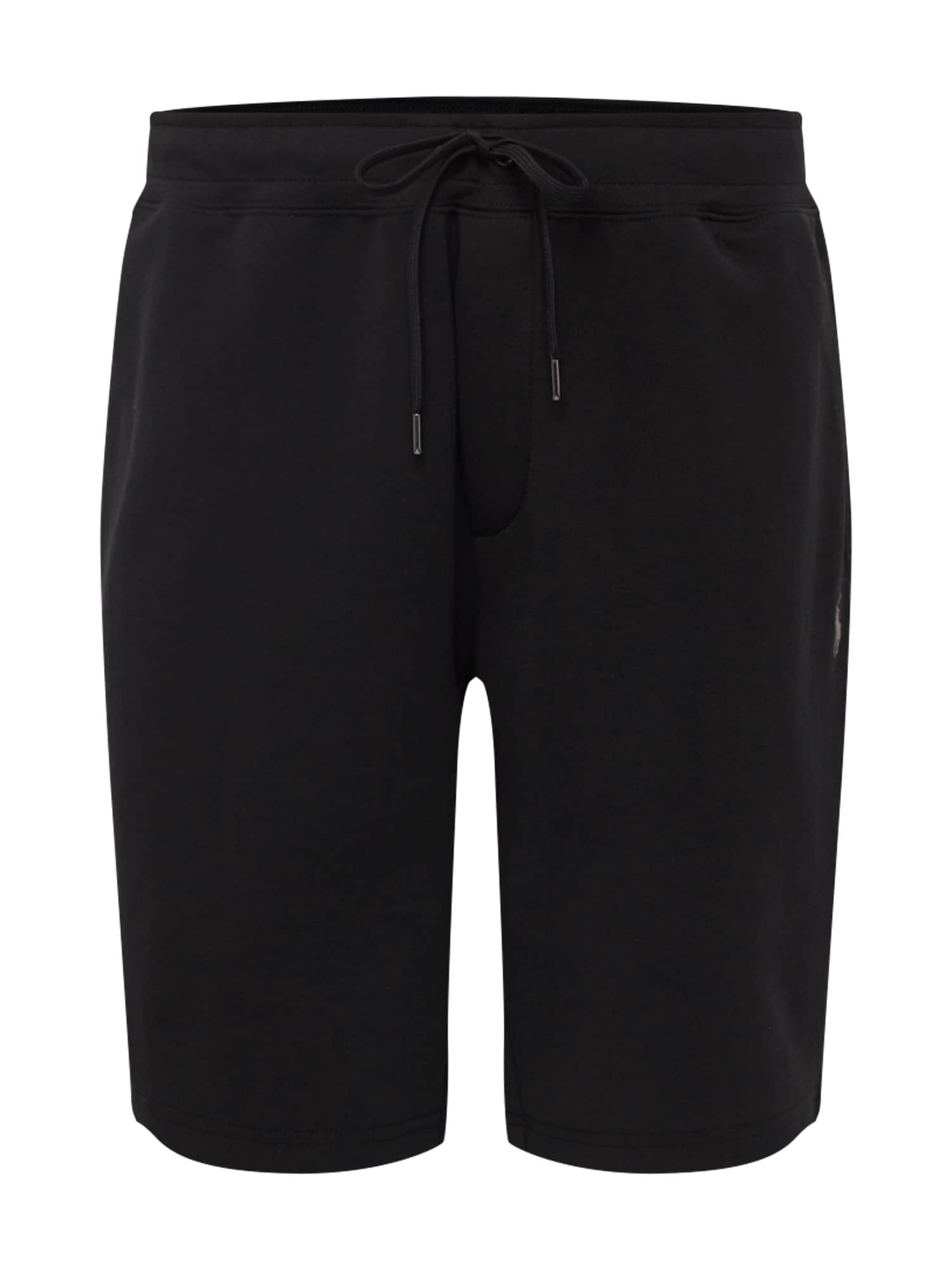 Kalhoty POSHORTM9-SHORT černá POLO RALPH LAUREN