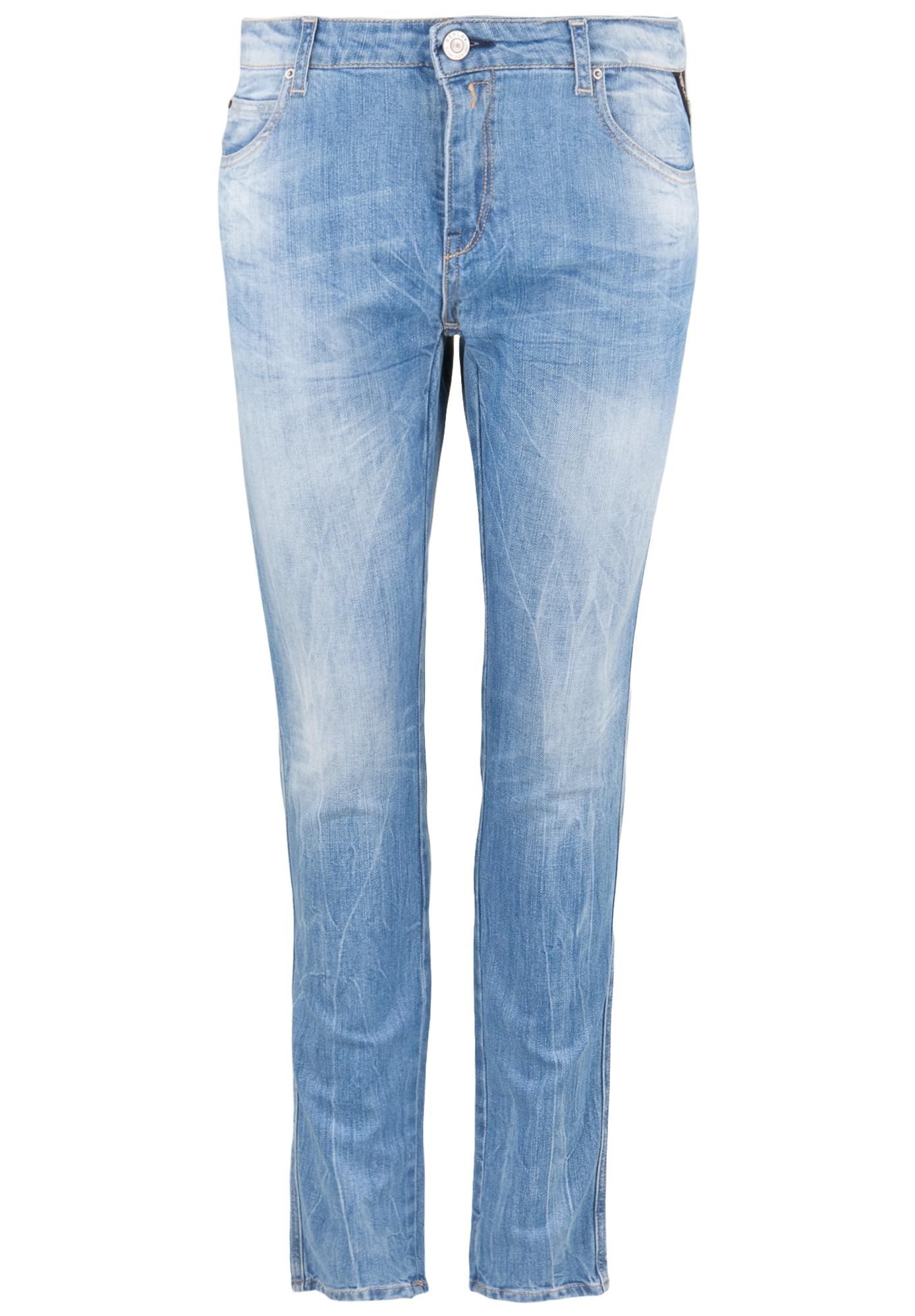 REPLAY Heren Jeans ANBASS COMFORT DENIM lichtblauw
