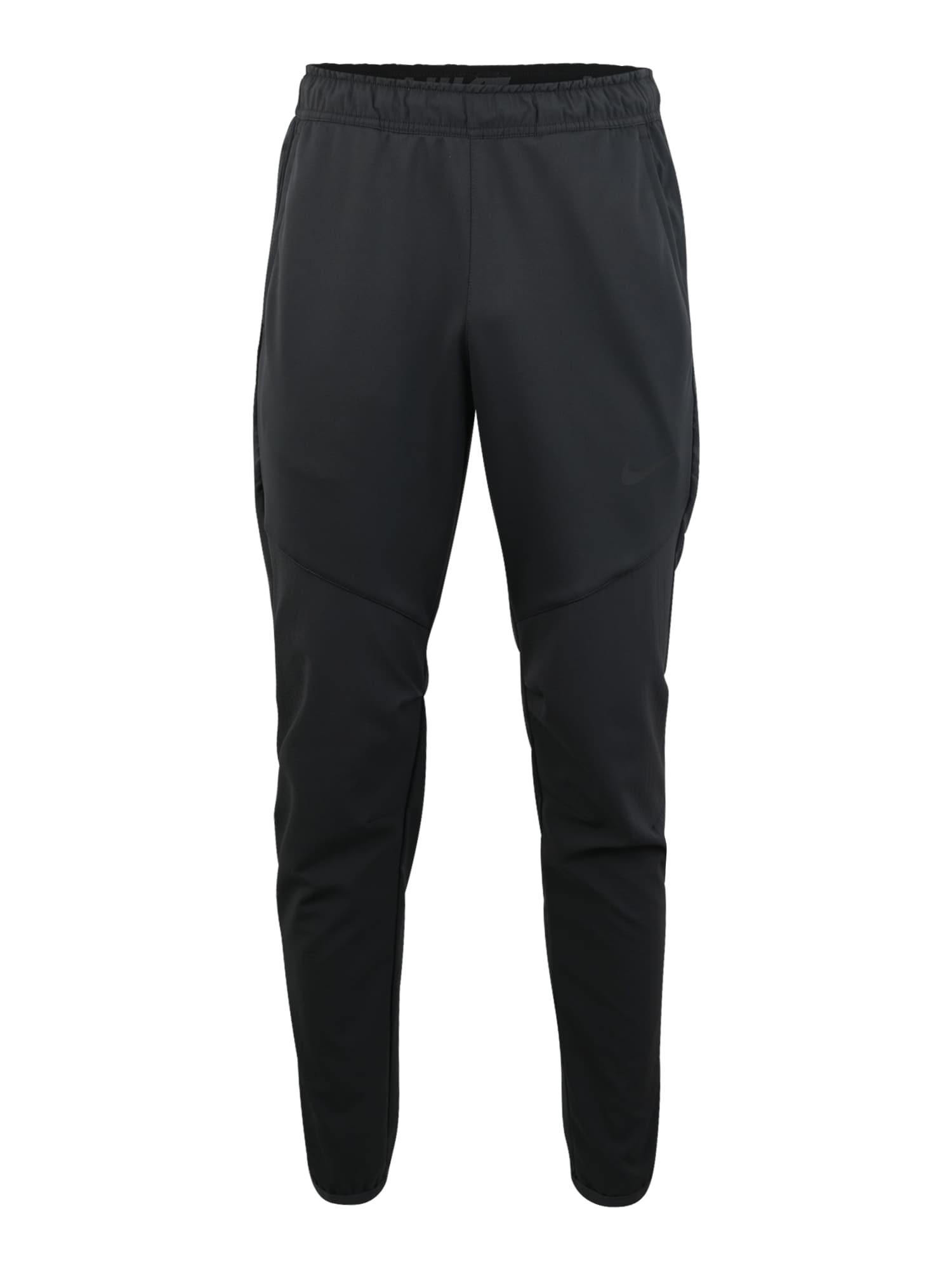 Sportovní kalhoty Nike Flex tmavě šedá NIKE
