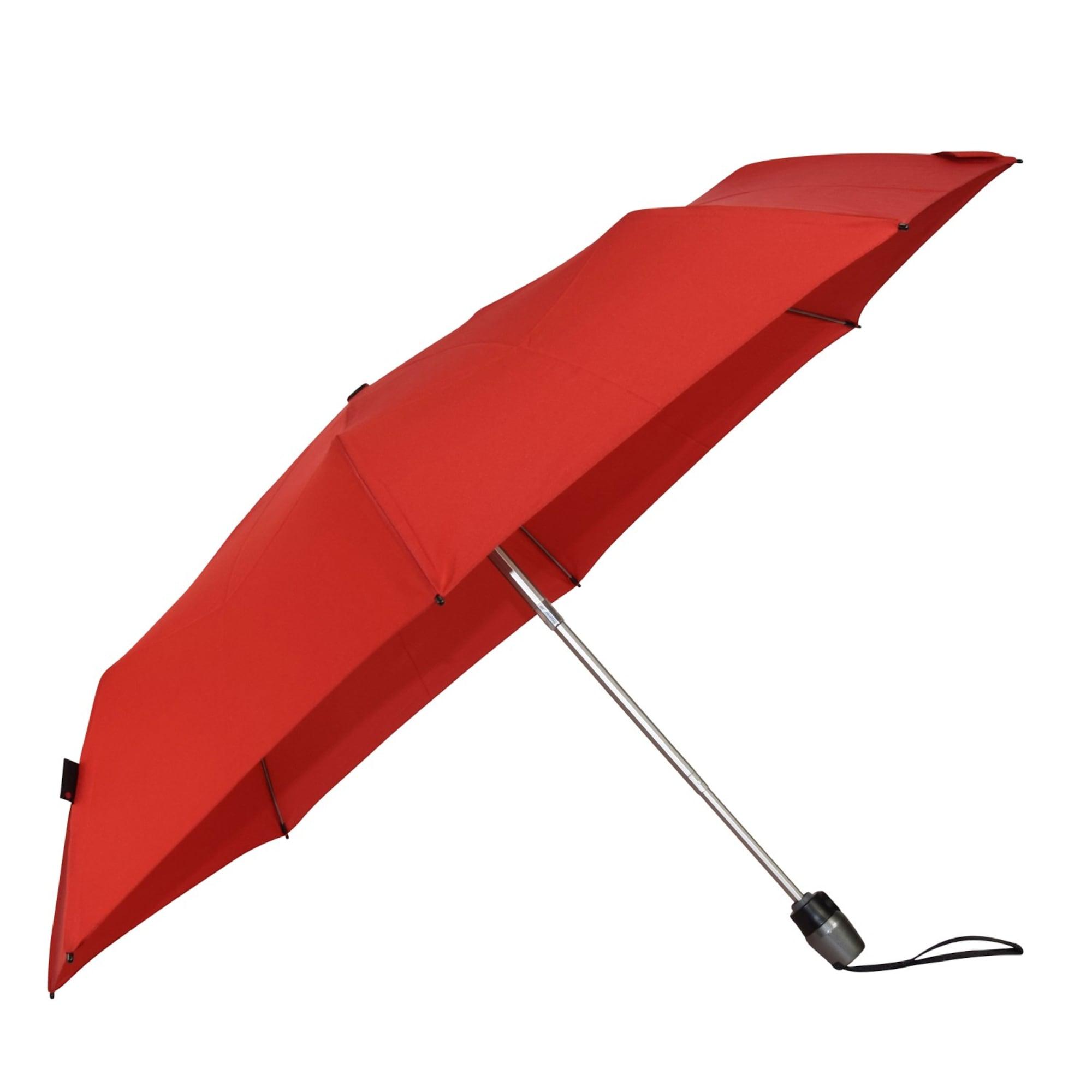 Regenschirm | Accessoires > Regenschirme > Sonstige Regenschirme | Rot | knirps