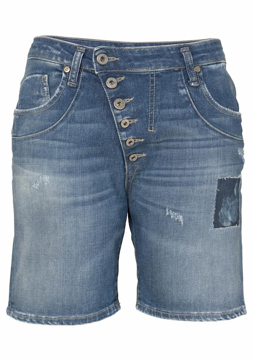 Jeans Jeansshorts »P04O«