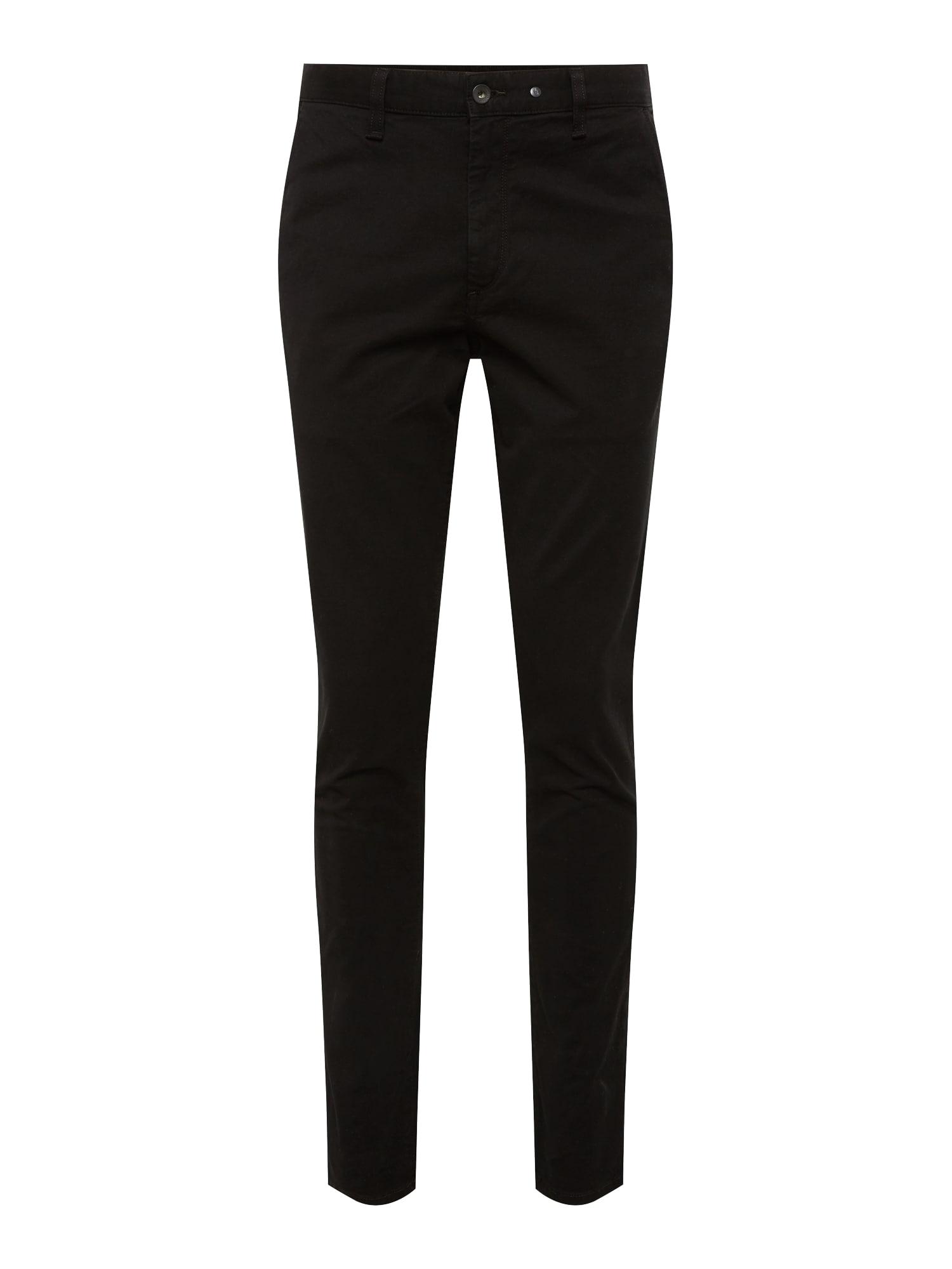 Chino kalhoty Classic černá Rag & Bone